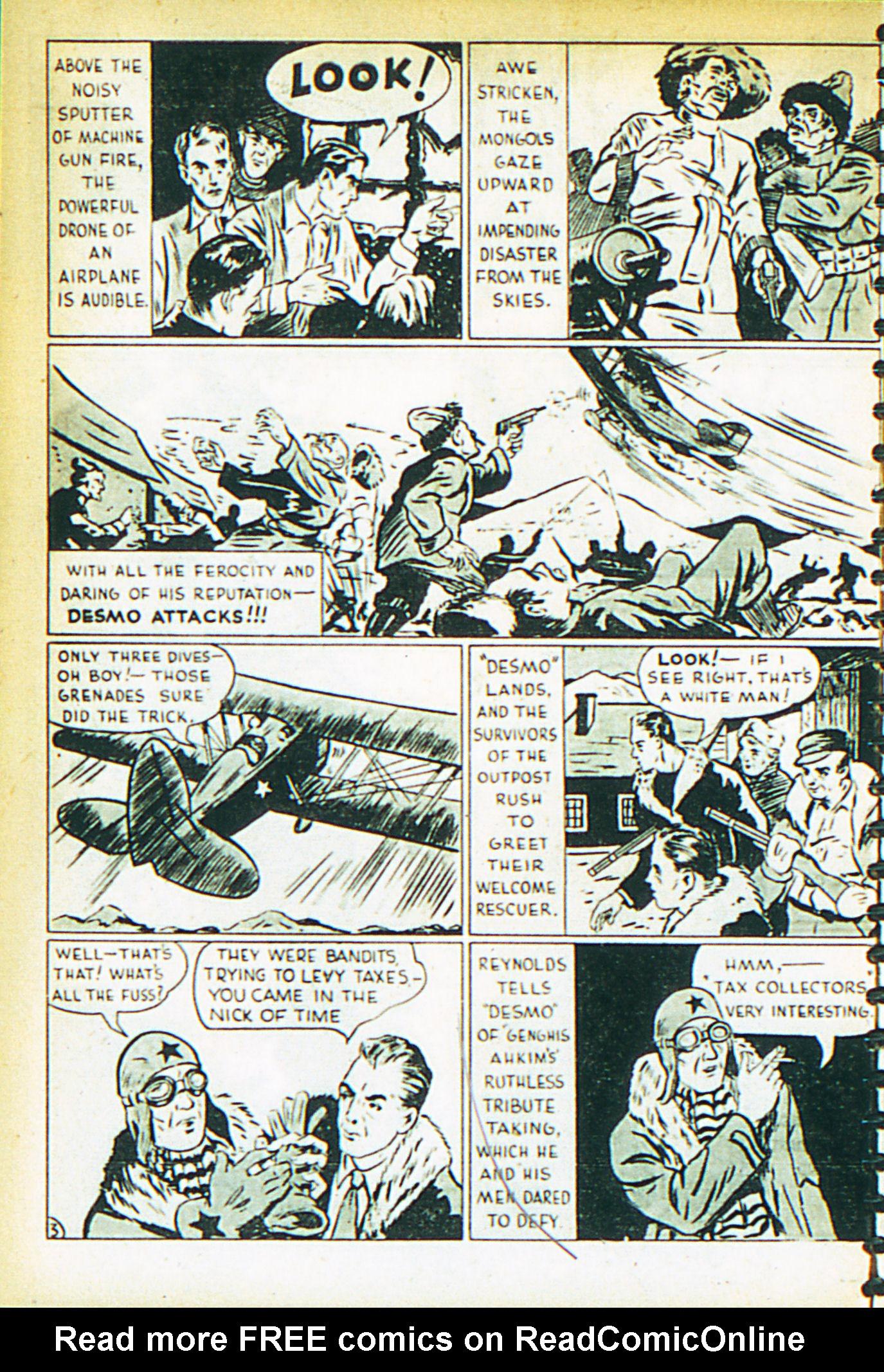 Read online Adventure Comics (1938) comic -  Issue #26 - 31