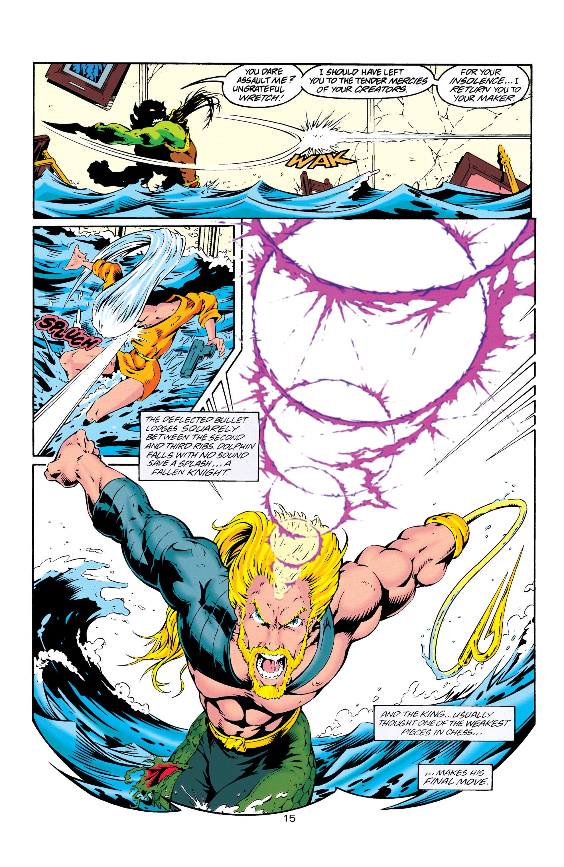 Read online Aquaman (1994) comic -  Issue #25 - 16