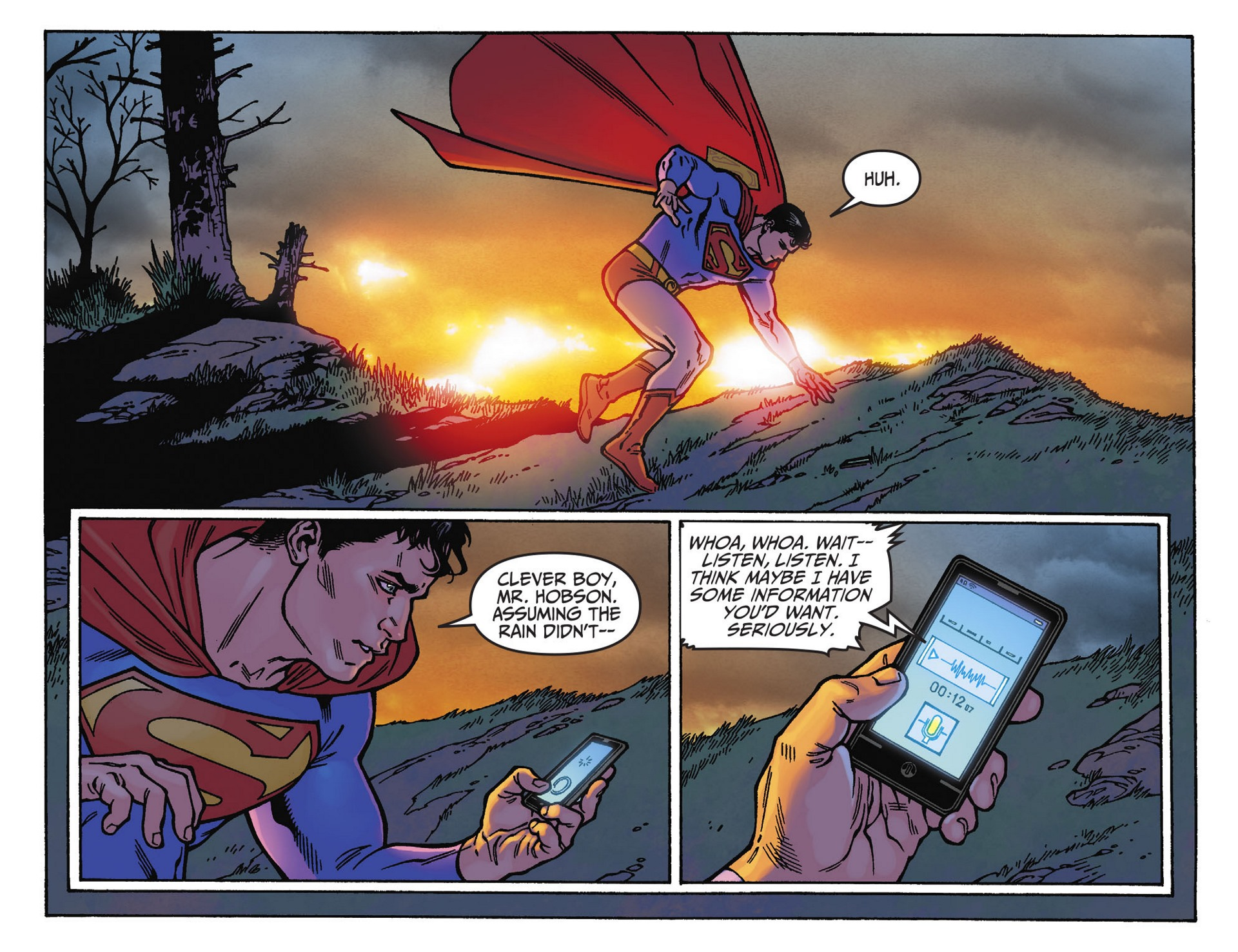 Read online Adventures of Superman [I] comic -  Issue #39 - 12