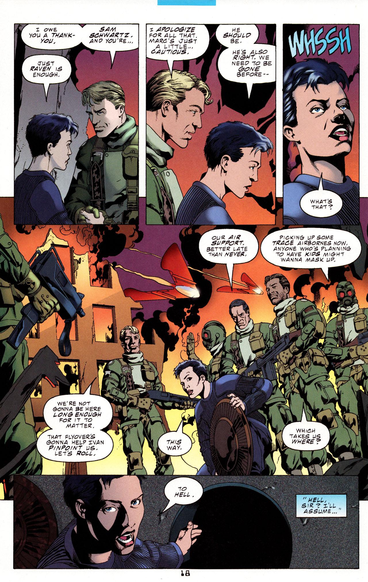 Read online Tangent Comics/ Metal Men comic -  Issue # Full - 17