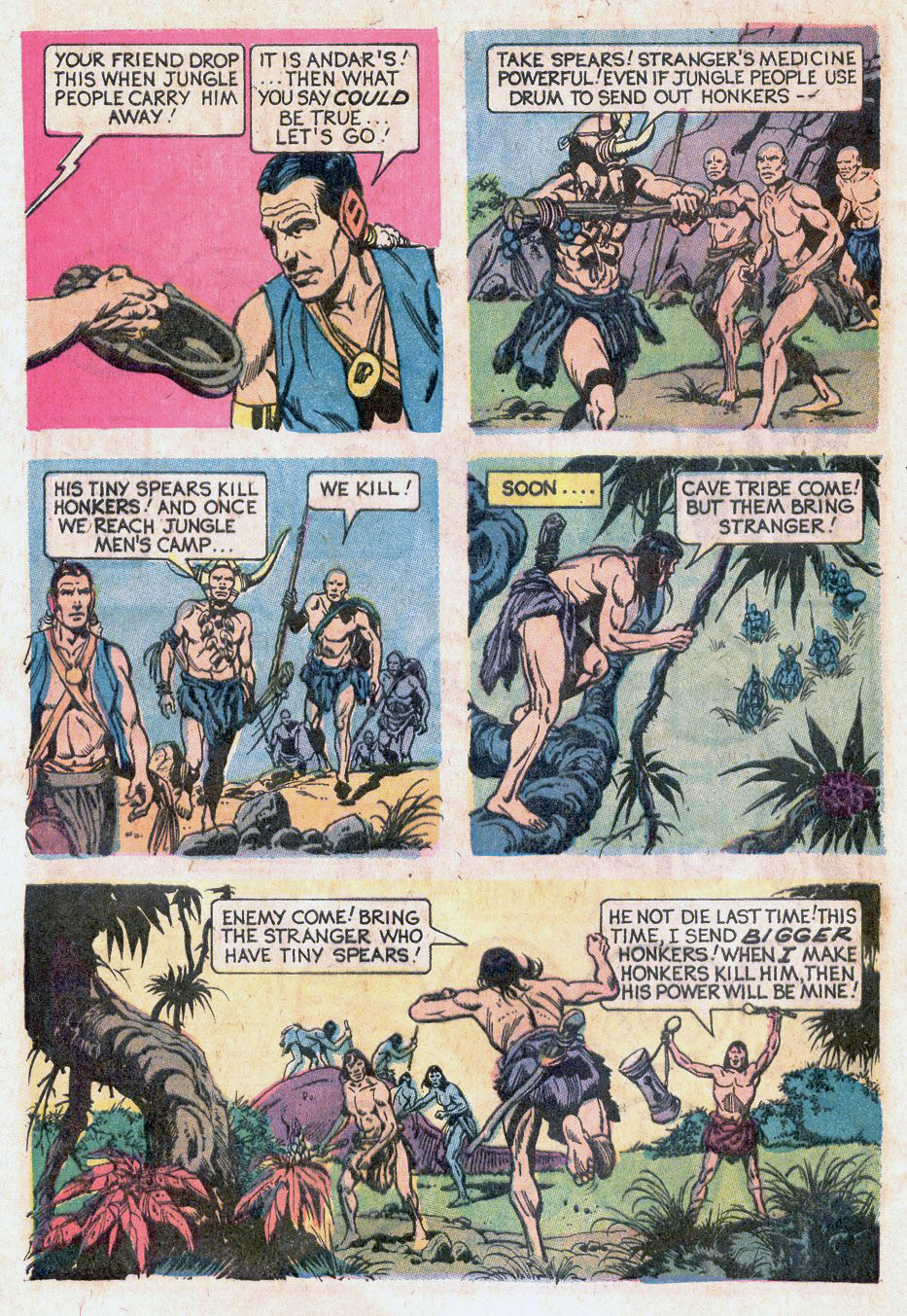 Read online Turok, Son of Stone comic -  Issue #92 - 8