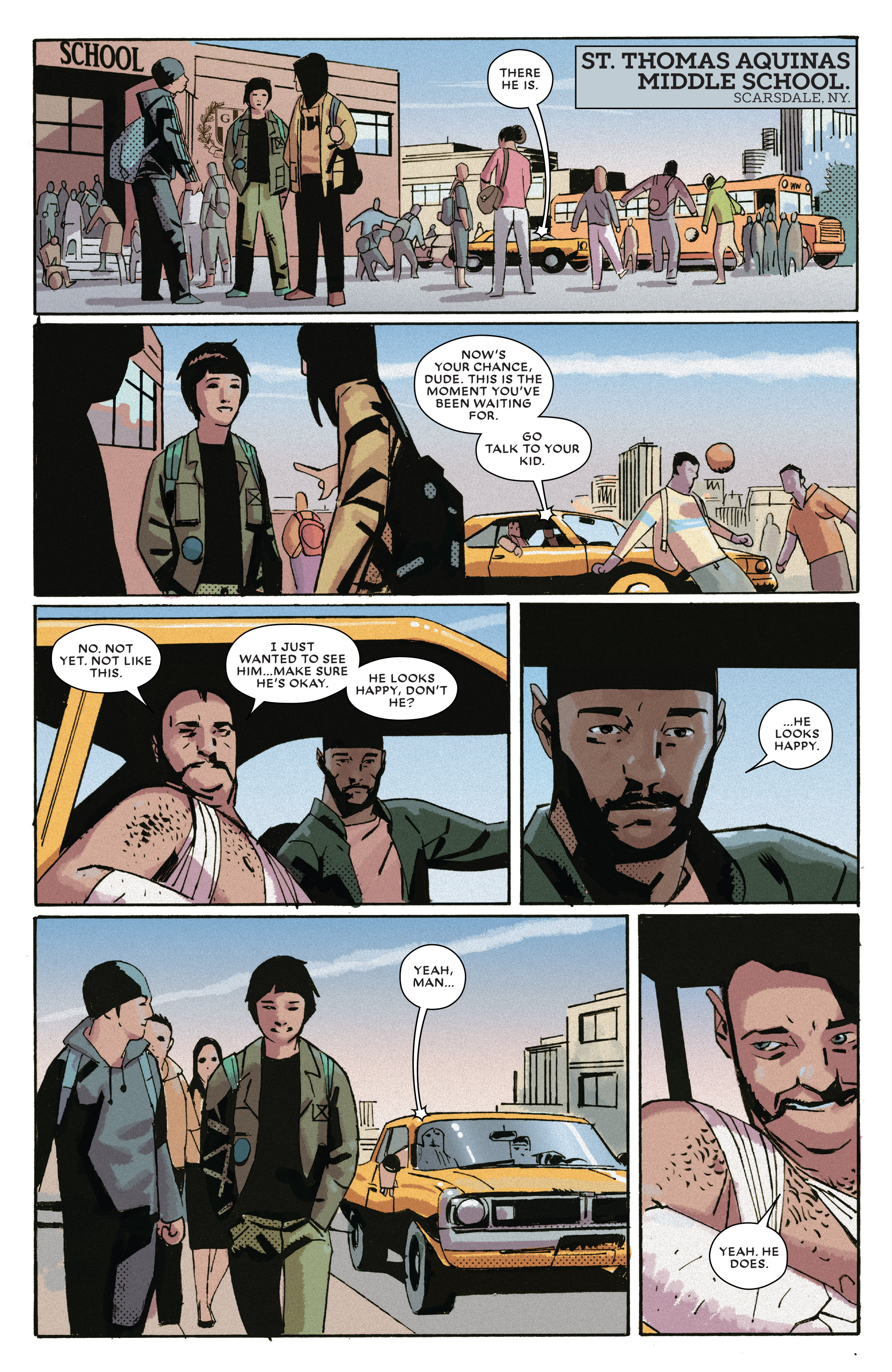Read online Bullseye comic -  Issue #5 - 16