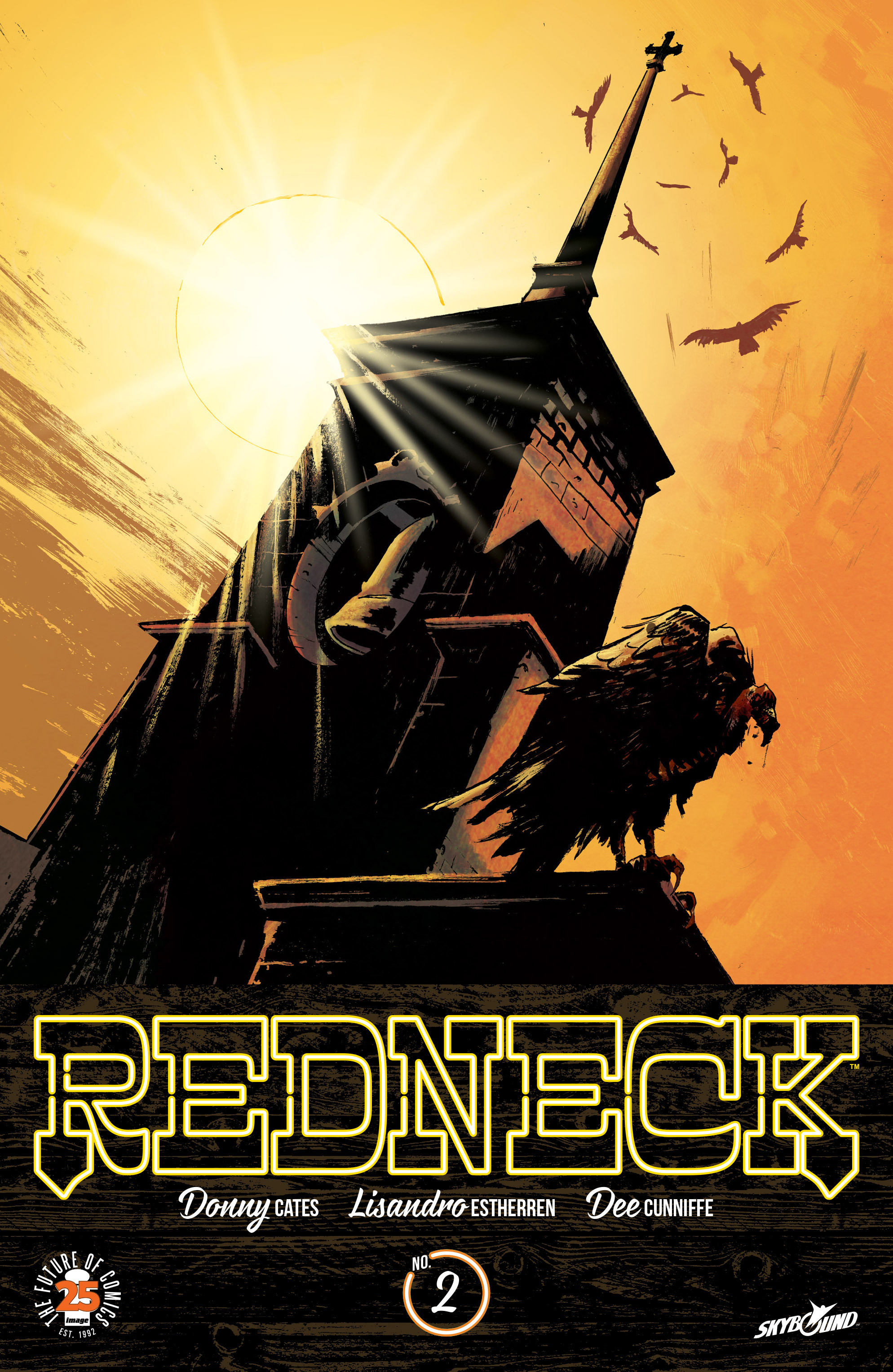 Read online Redneck comic -  Issue #2 - 1