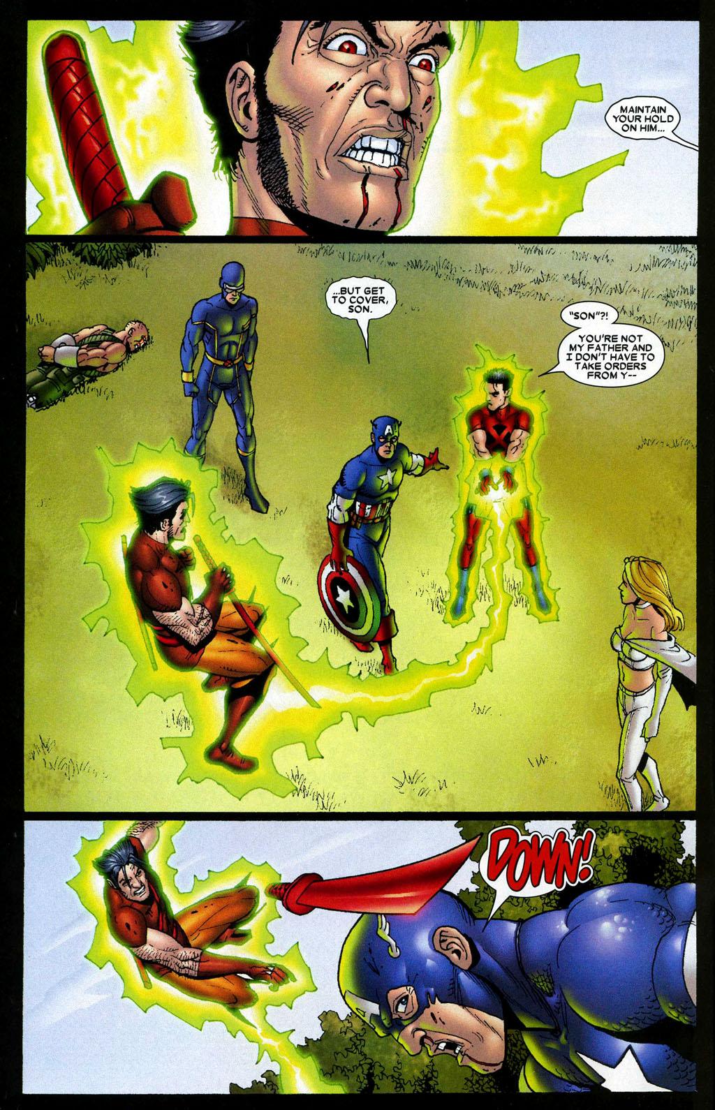 Read online Wolverine: Origins comic -  Issue #5 - 3