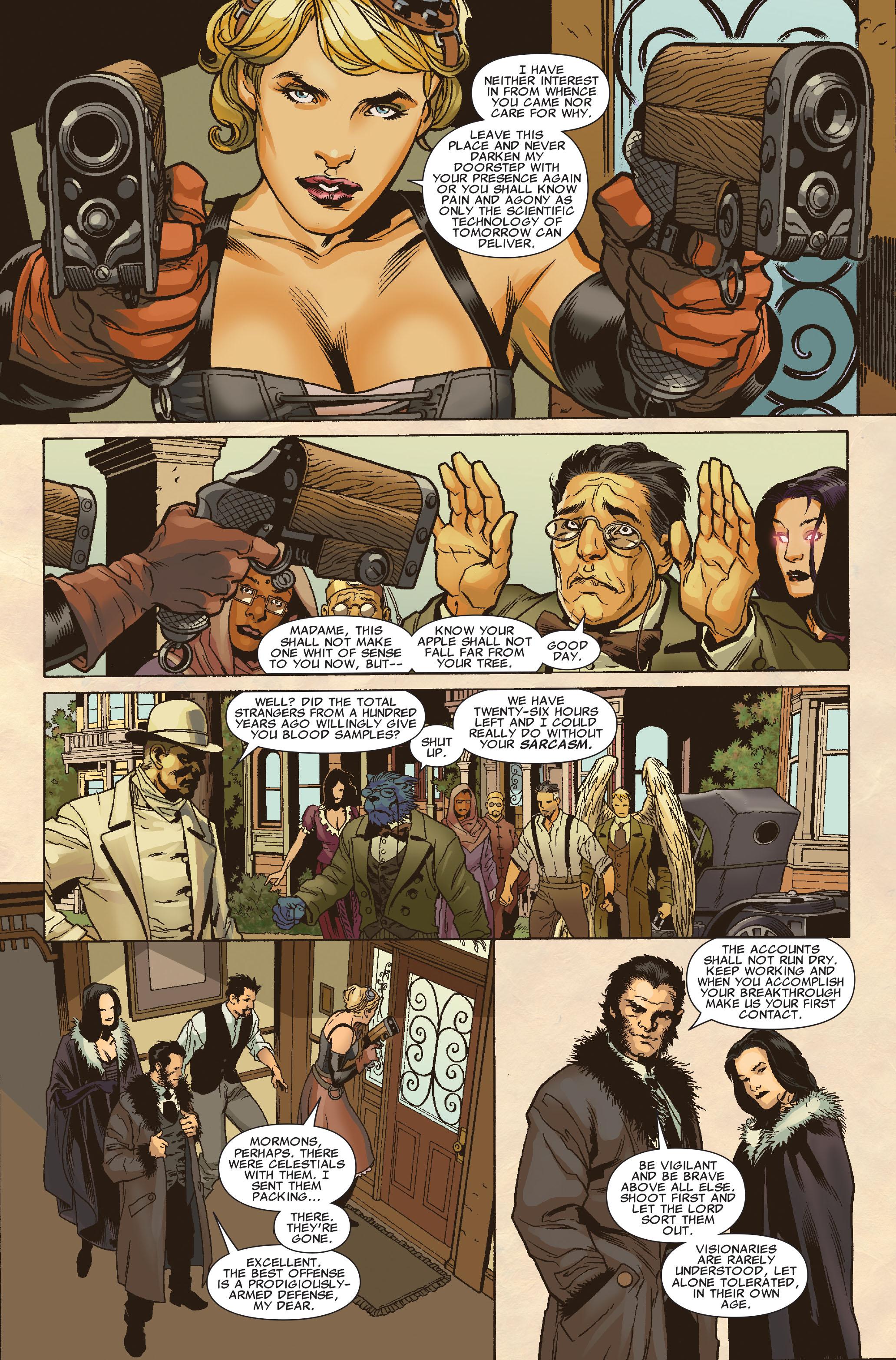 Read online Uncanny X-Men (1963) comic -  Issue #512 - 12