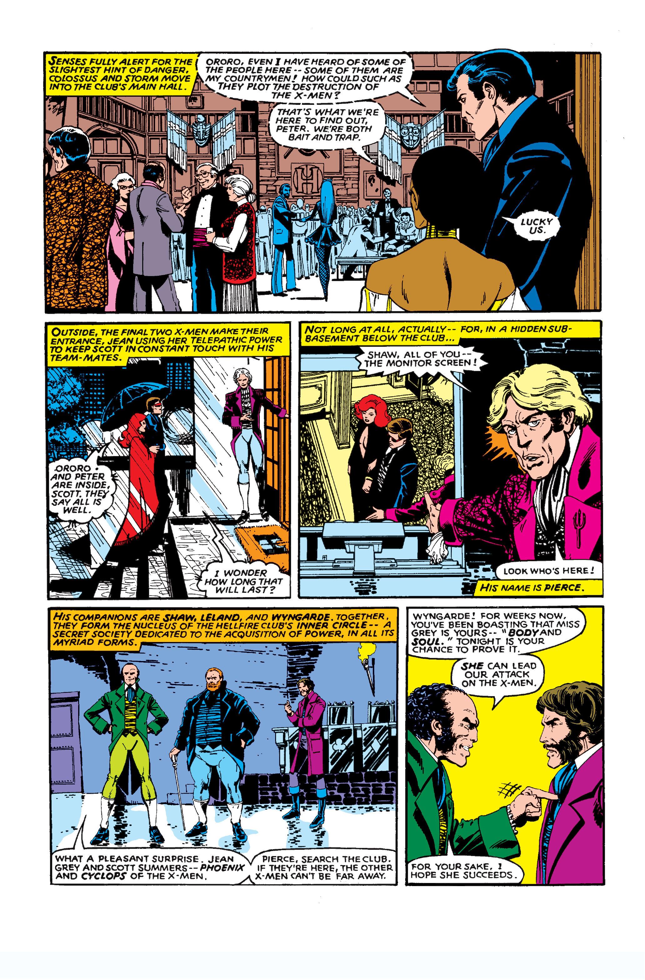Uncanny X-Men (1963) 132 Page 8