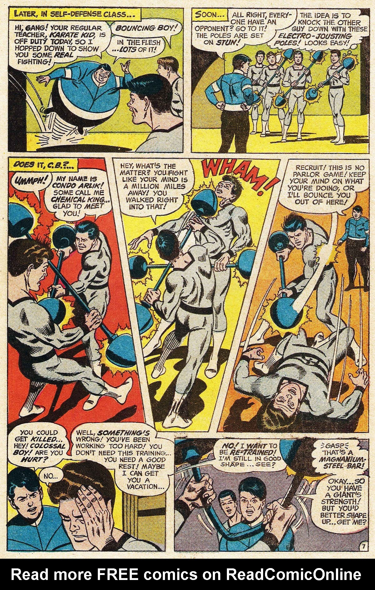Read online Adventure Comics (1938) comic -  Issue #371 - 10