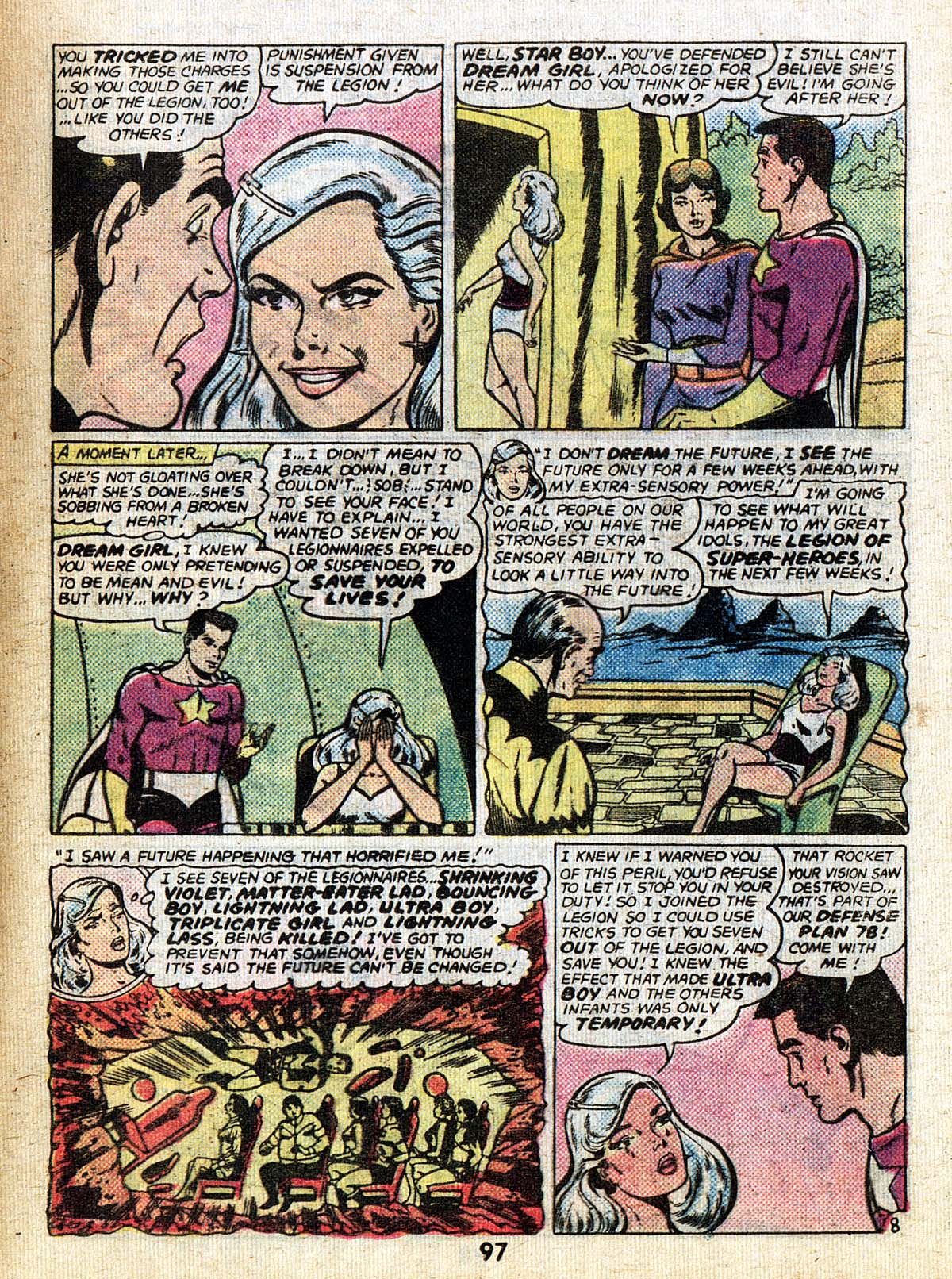 Read online Adventure Comics (1938) comic -  Issue #502 - 97
