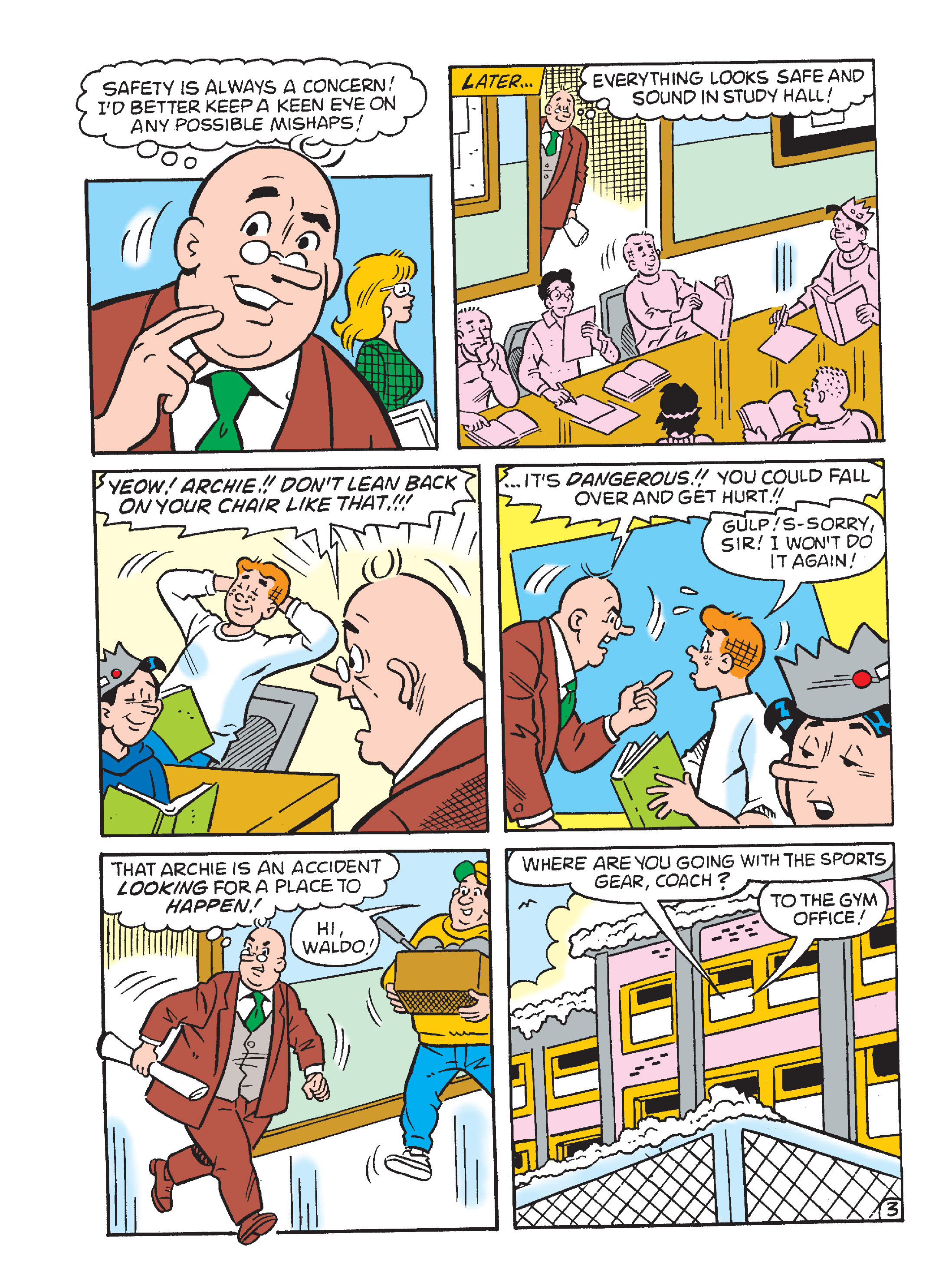 Read online World of Archie Double Digest comic -  Issue #55 - 16