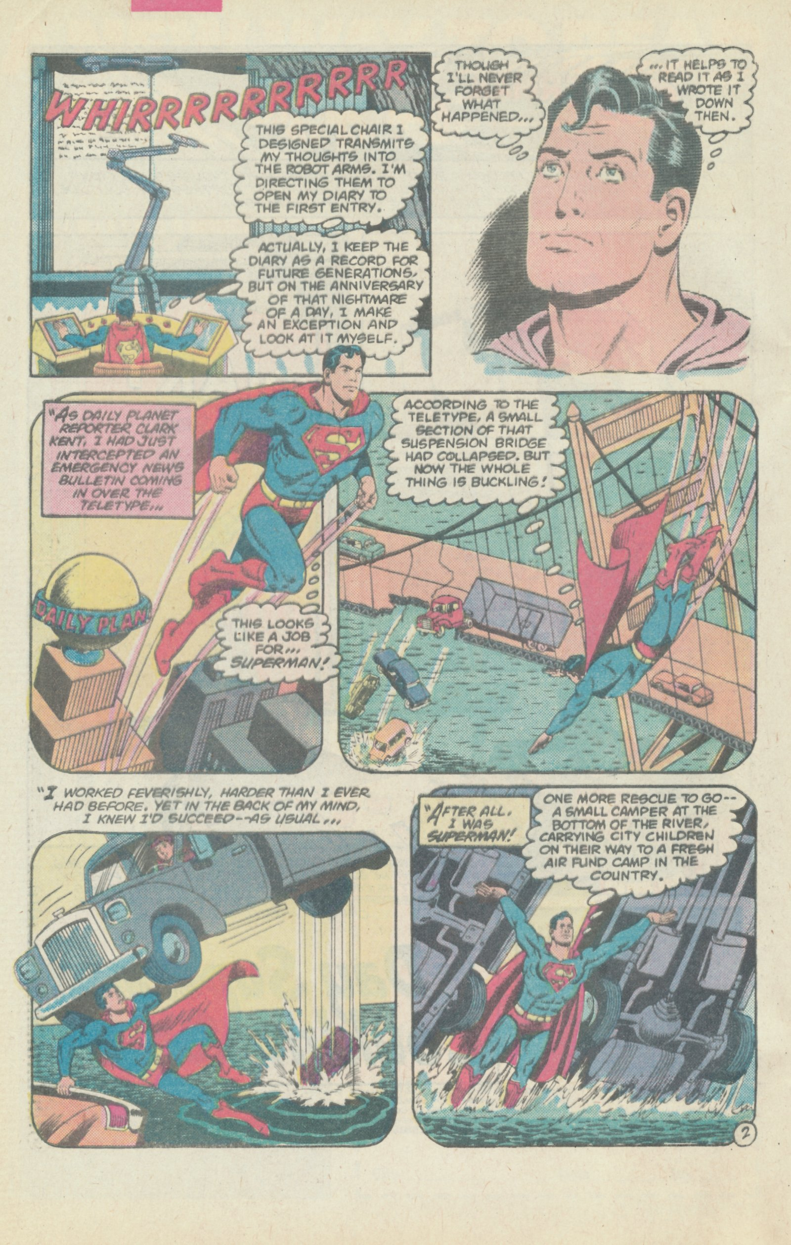 Read online Action Comics (1938) comic -  Issue #580 - 4