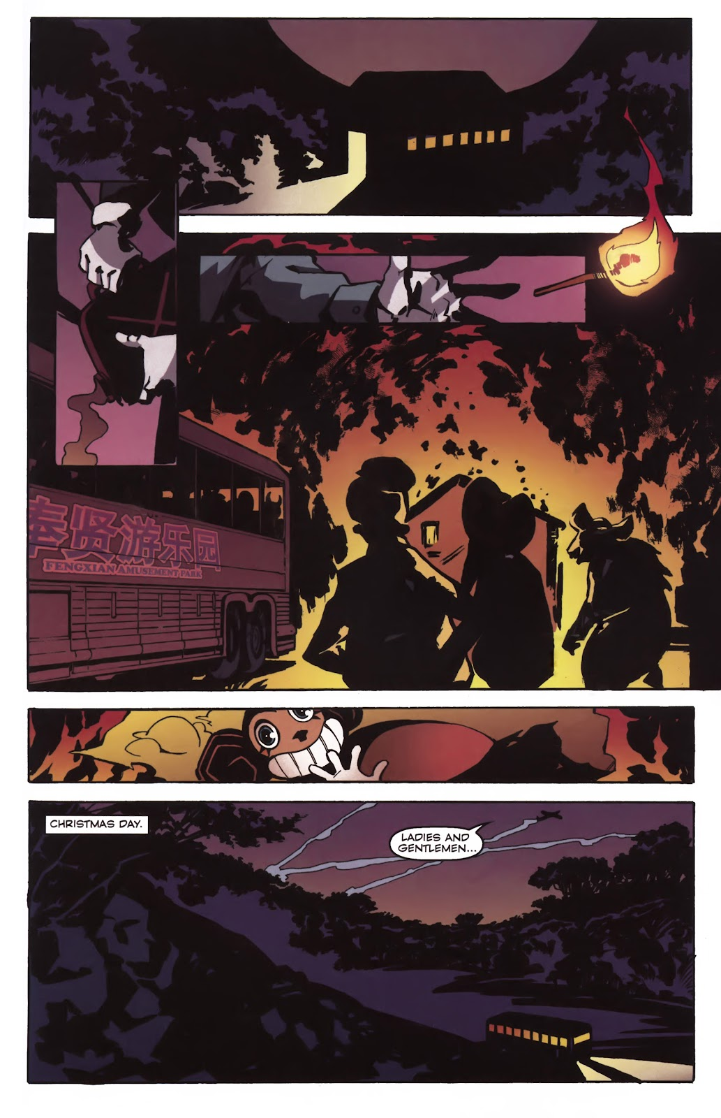 Read online Ricky Rouse Has A Gun comic -  Issue # TPB (Part 1) - 66