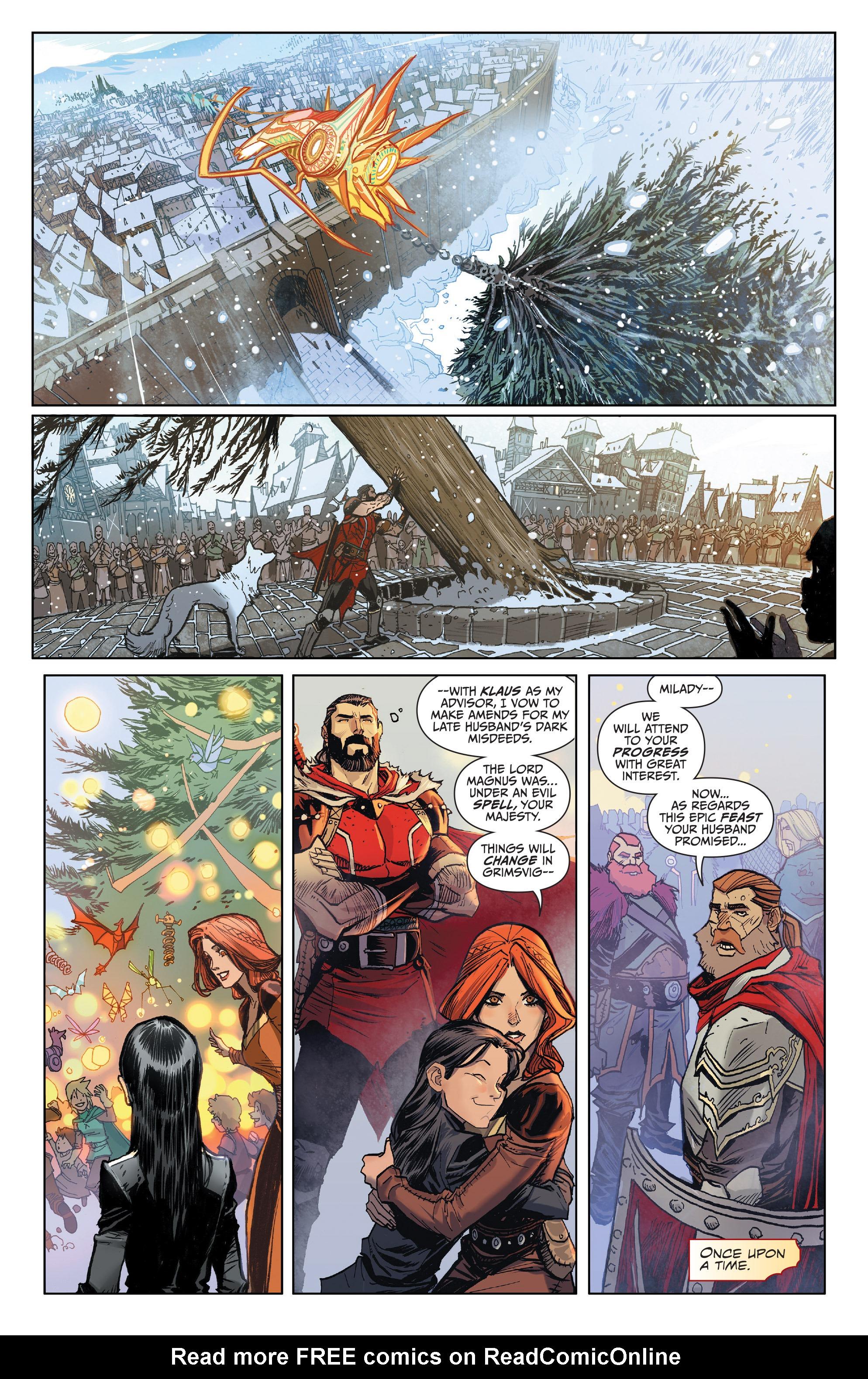 Read online Klaus comic -  Issue #7 - 28
