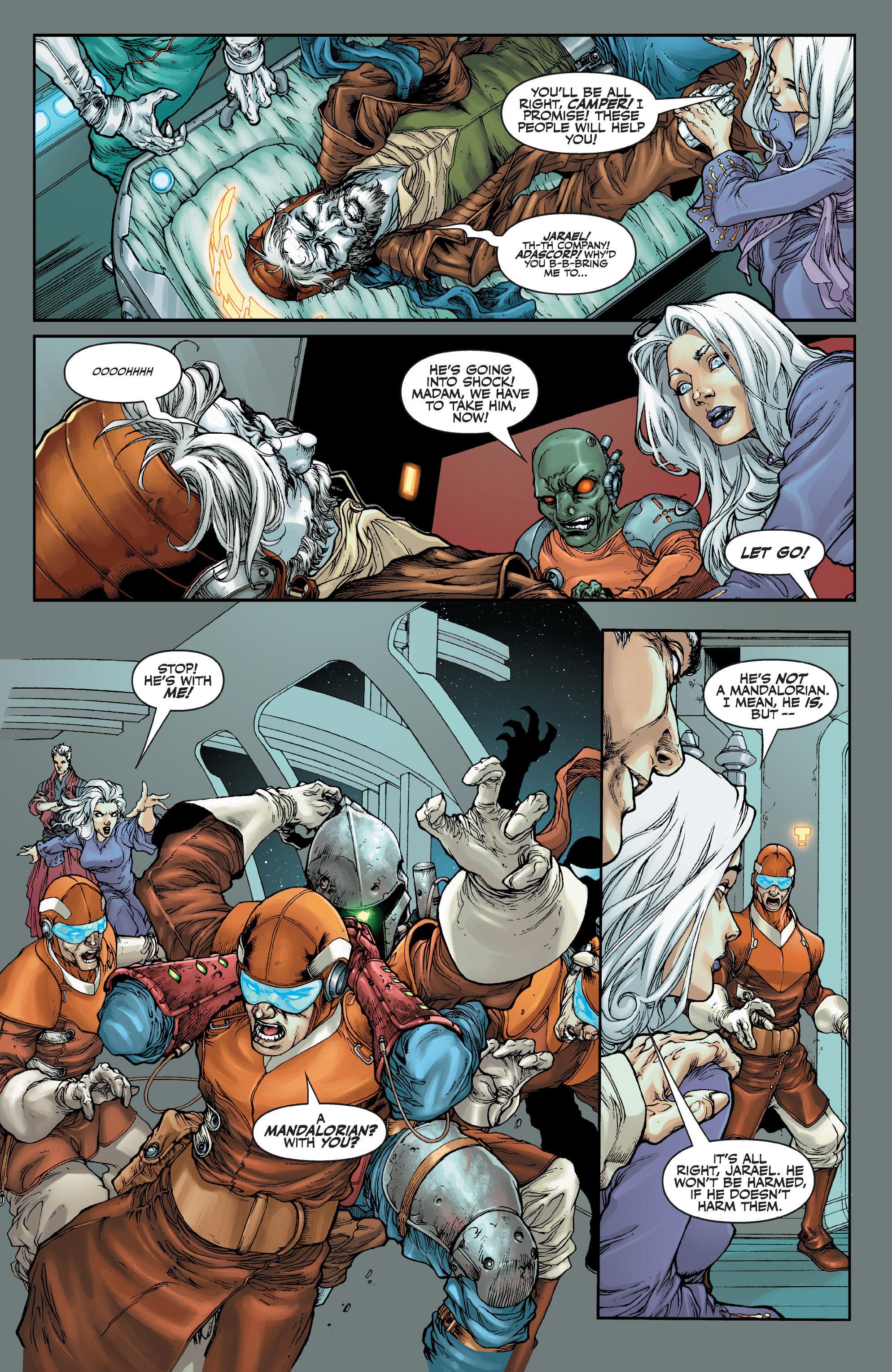 Read online Star Wars Omnibus comic -  Issue # Vol. 29 - 365