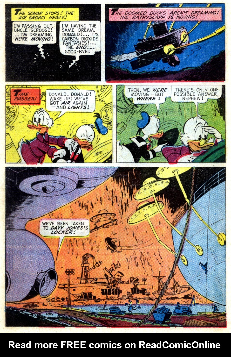 Read online Uncle Scrooge (1953) comic -  Issue #46 - 16