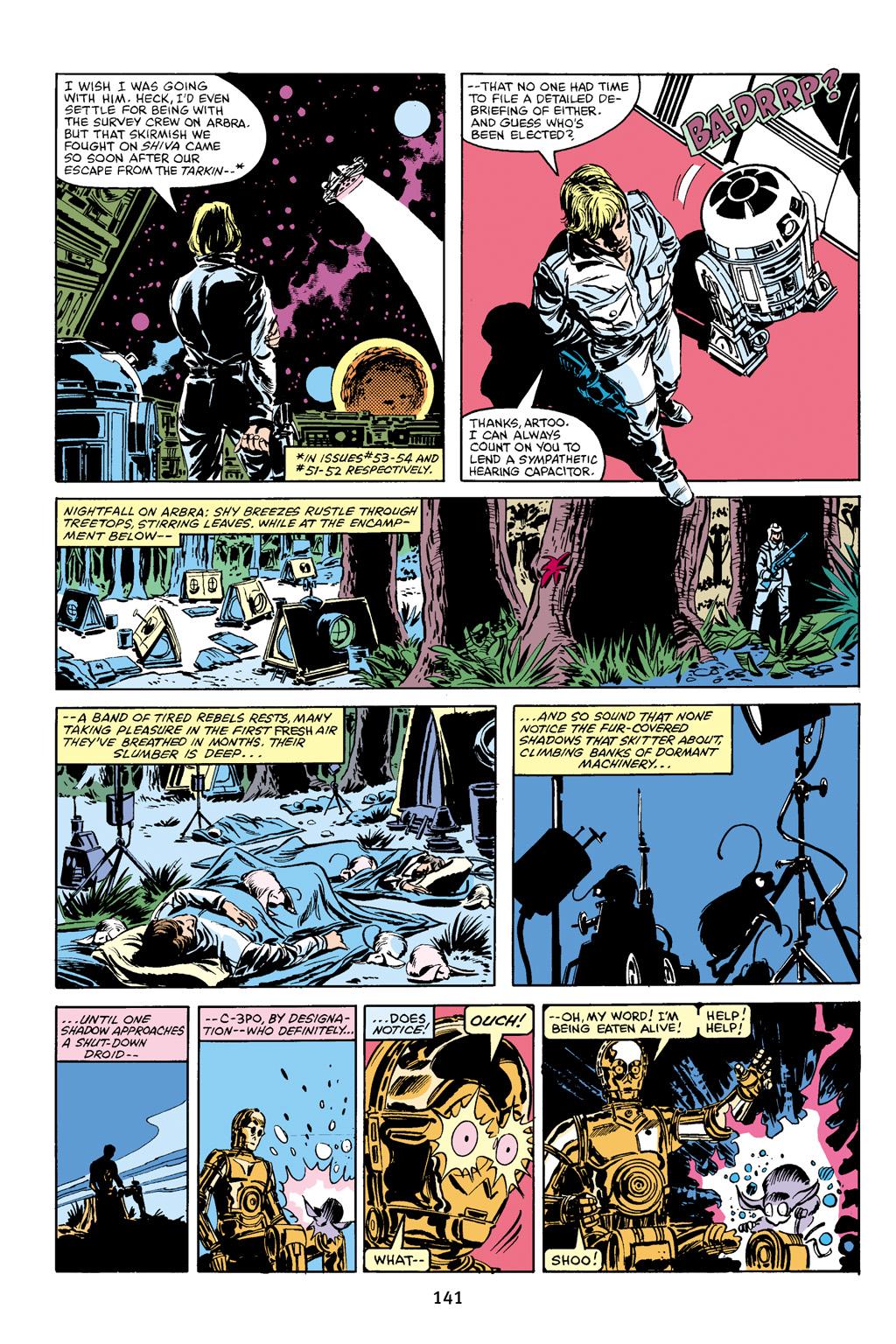 Read online Star Wars Omnibus comic -  Issue # Vol. 16 - 139