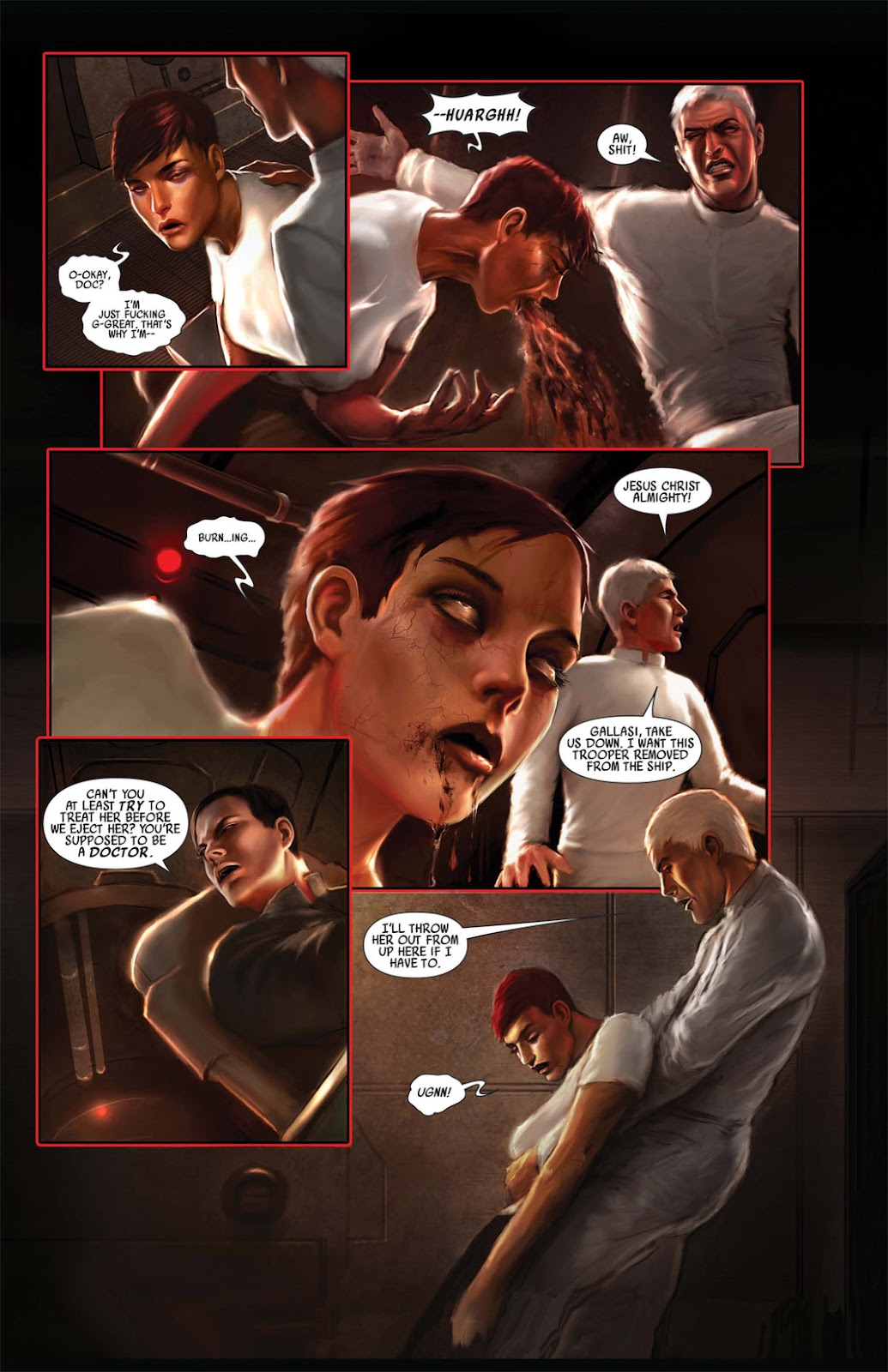 Read online After Dark comic -  Issue #1 - 35