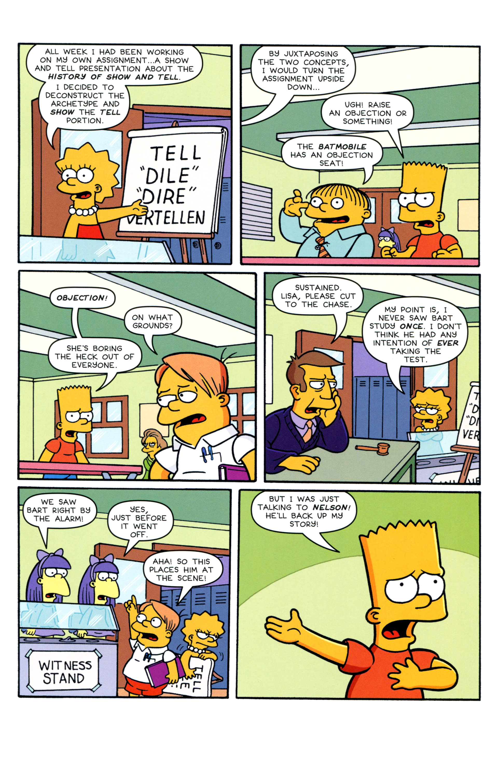 Read online Simpsons Comics Presents Bart Simpson comic -  Issue #88 - 7