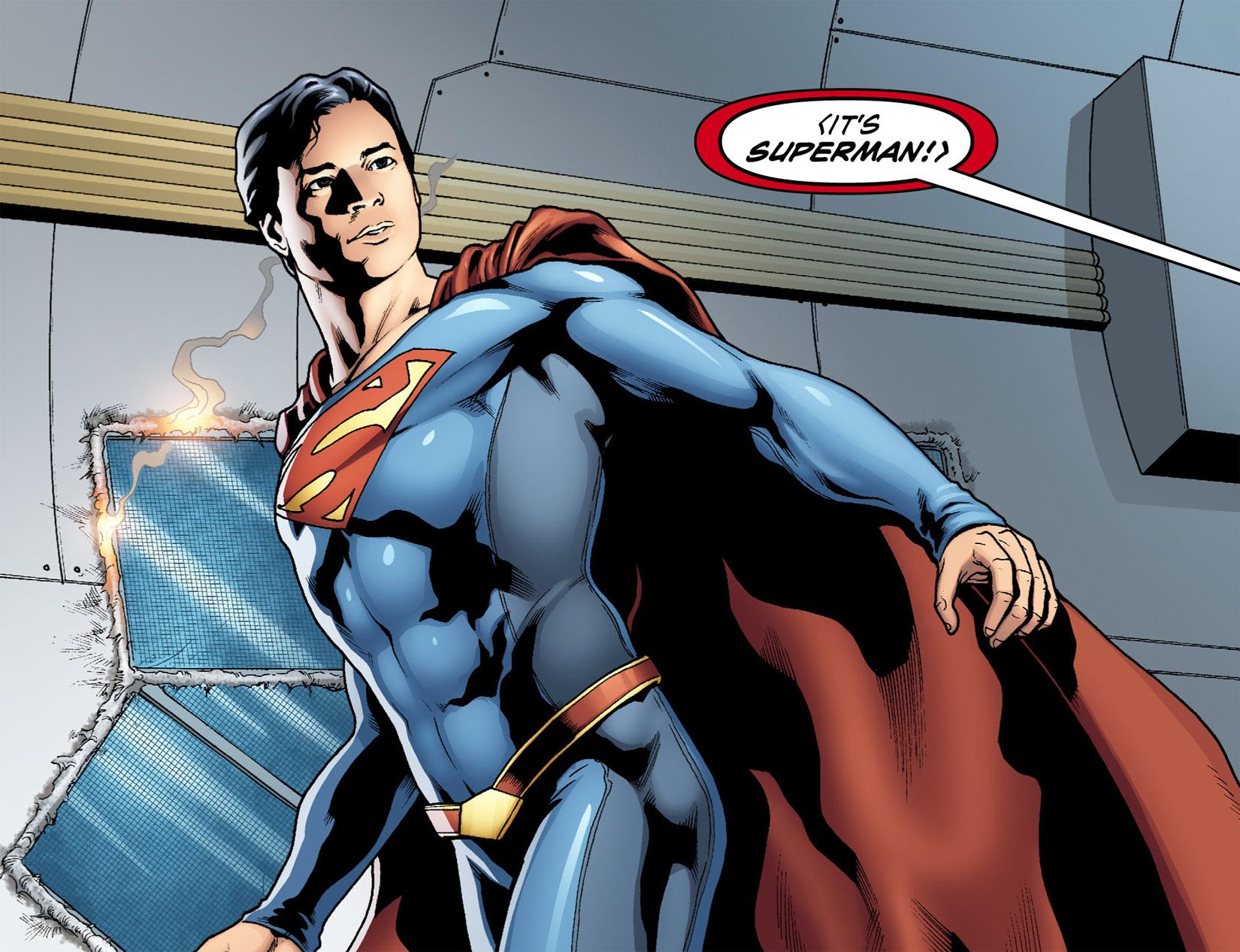 Read online Smallville: Season 11 comic -  Issue #1 - 15