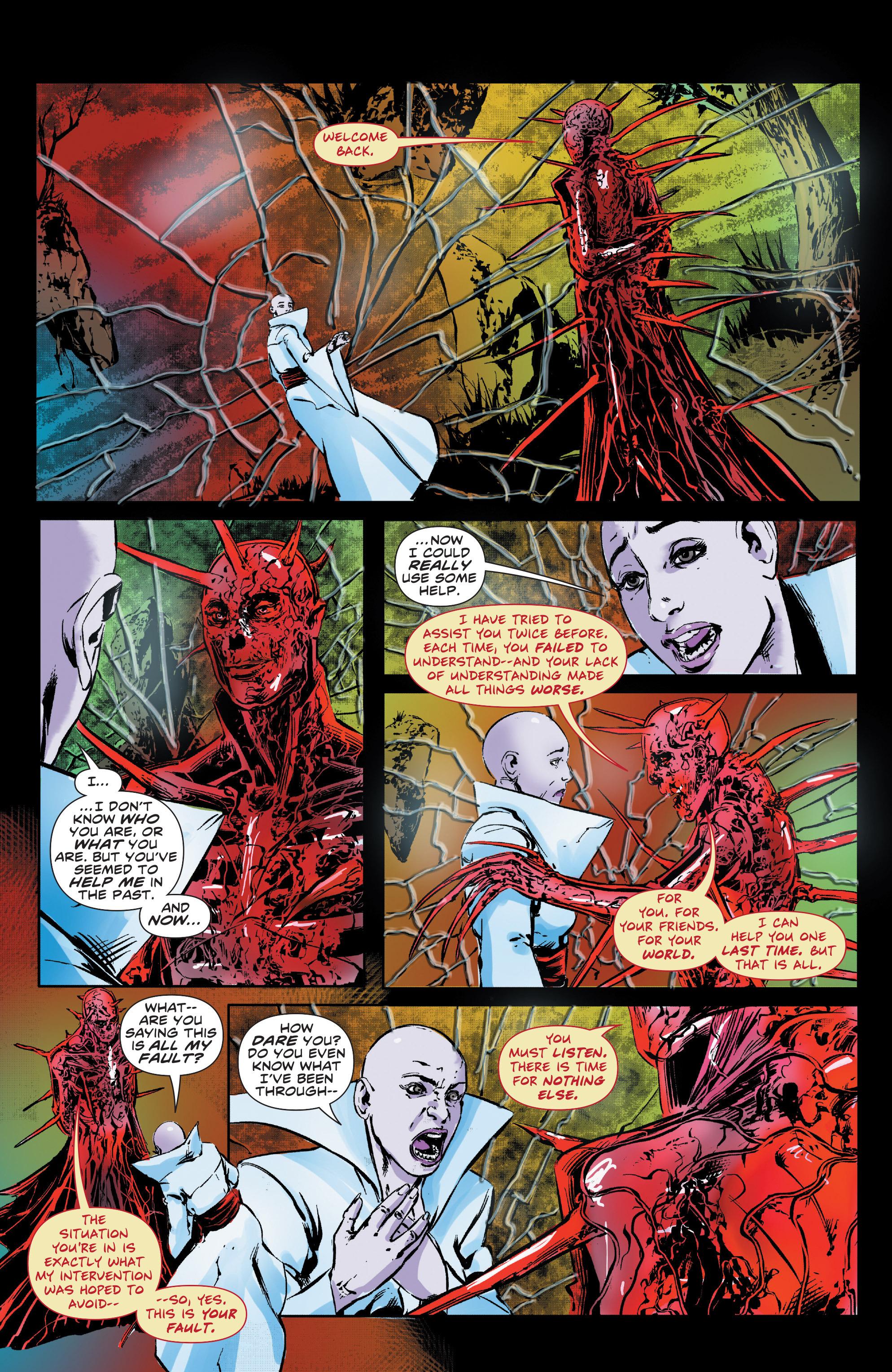 Read online Clive Barker's Hellraiser: The Dark Watch comic -  Issue # TPB 3 - 101