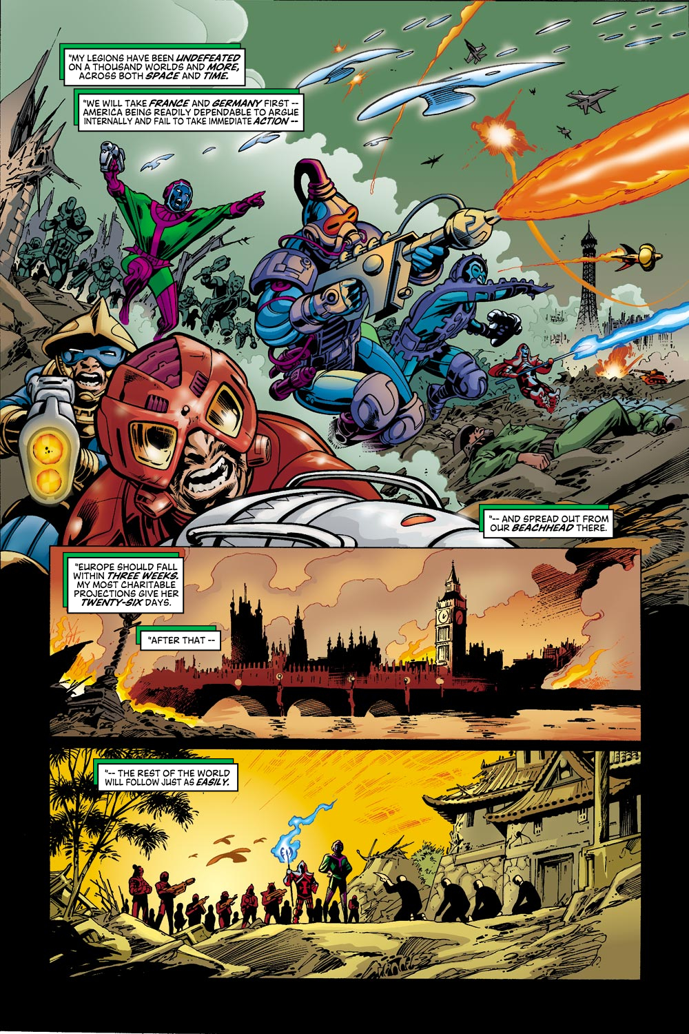 Read online Avengers (1998) comic -  Issue #42 - 14