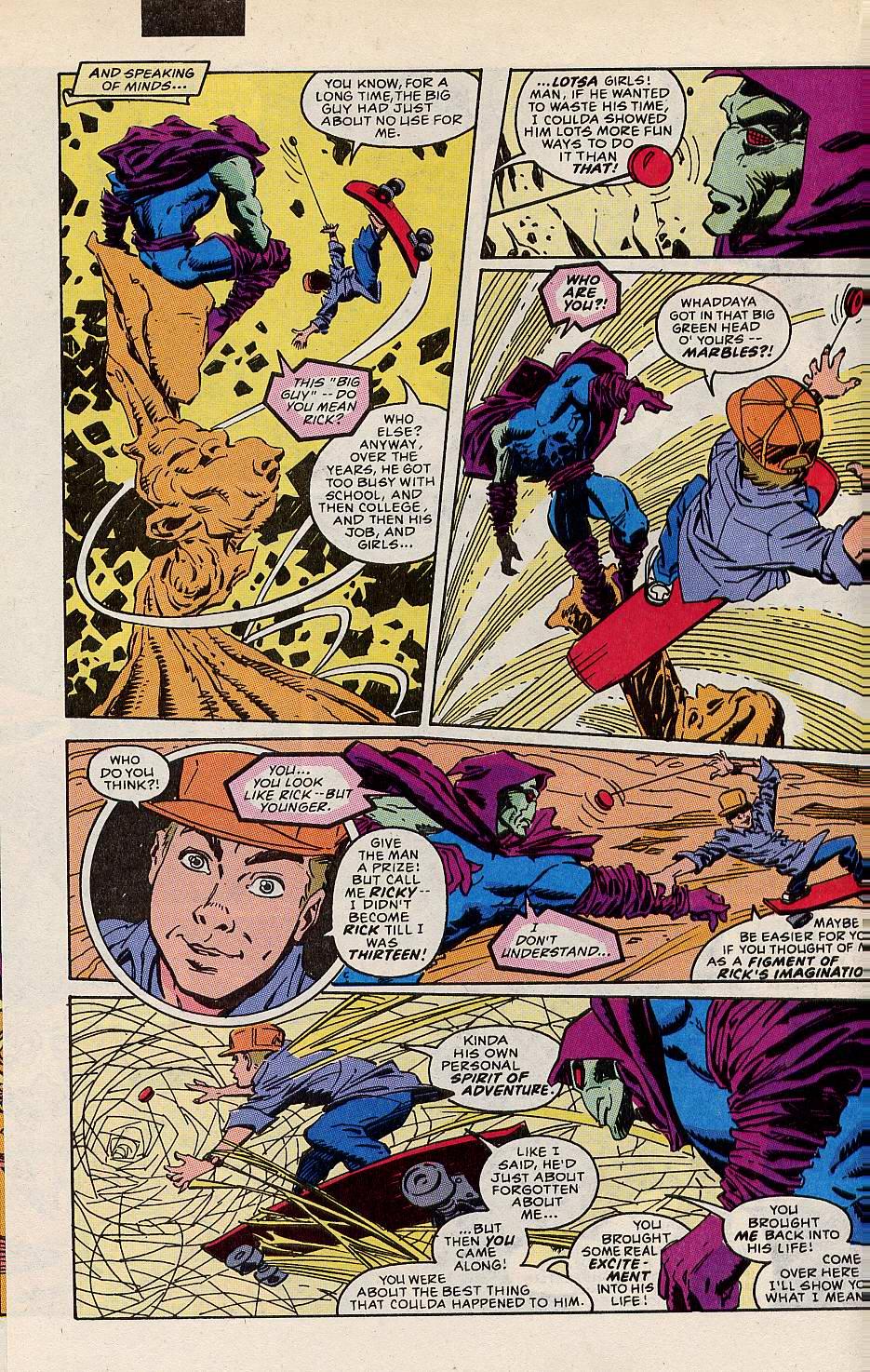 Read online Sleepwalker comic -  Issue #10 - 15