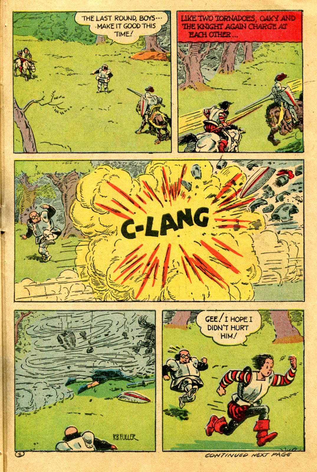 Read online Famous Funnies comic -  Issue #122 - 43