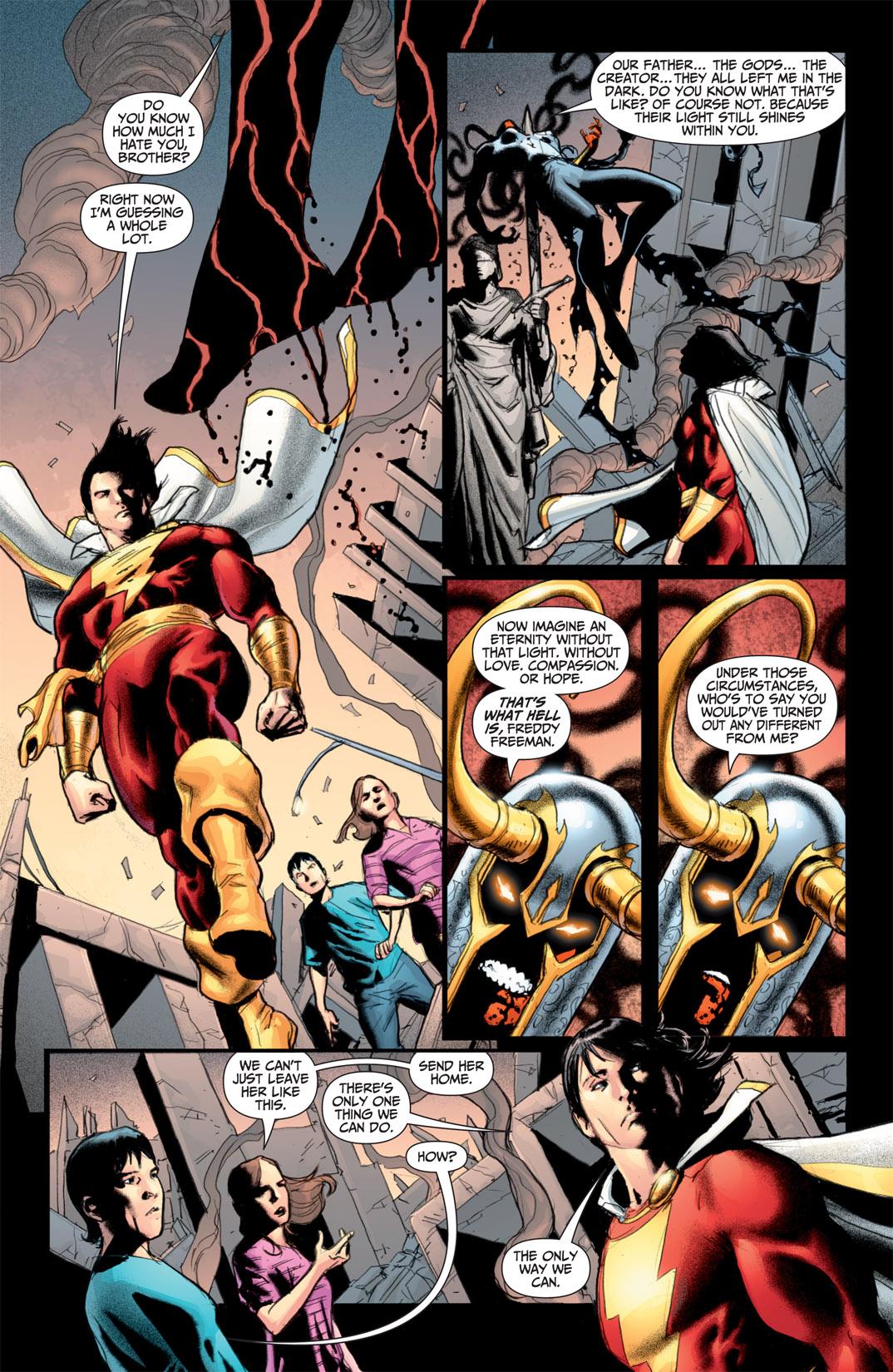 Read online Shazam! (2011) comic -  Issue #1 - 17