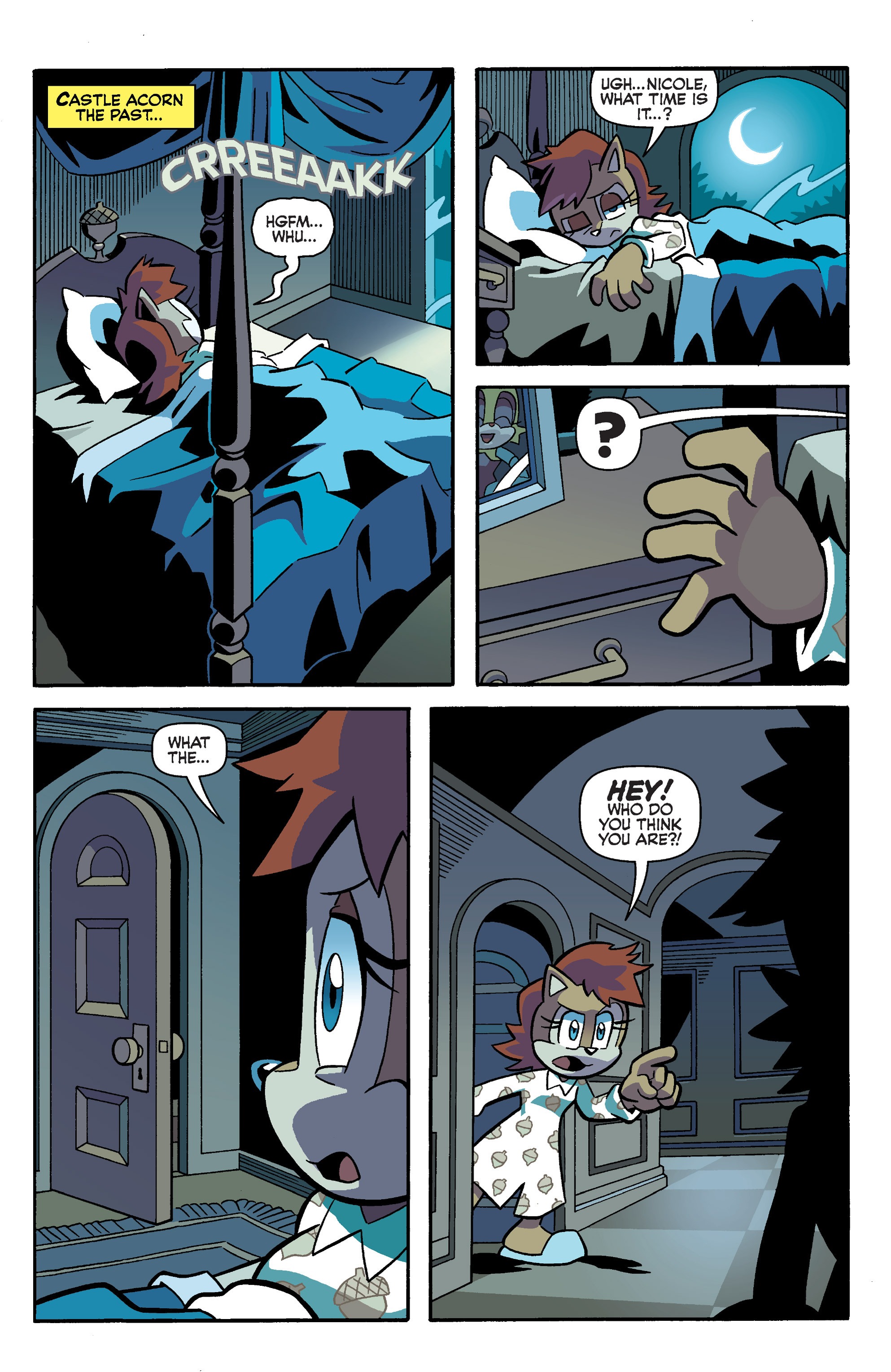 Read online Sonic Universe comic -  Issue #73 - 16