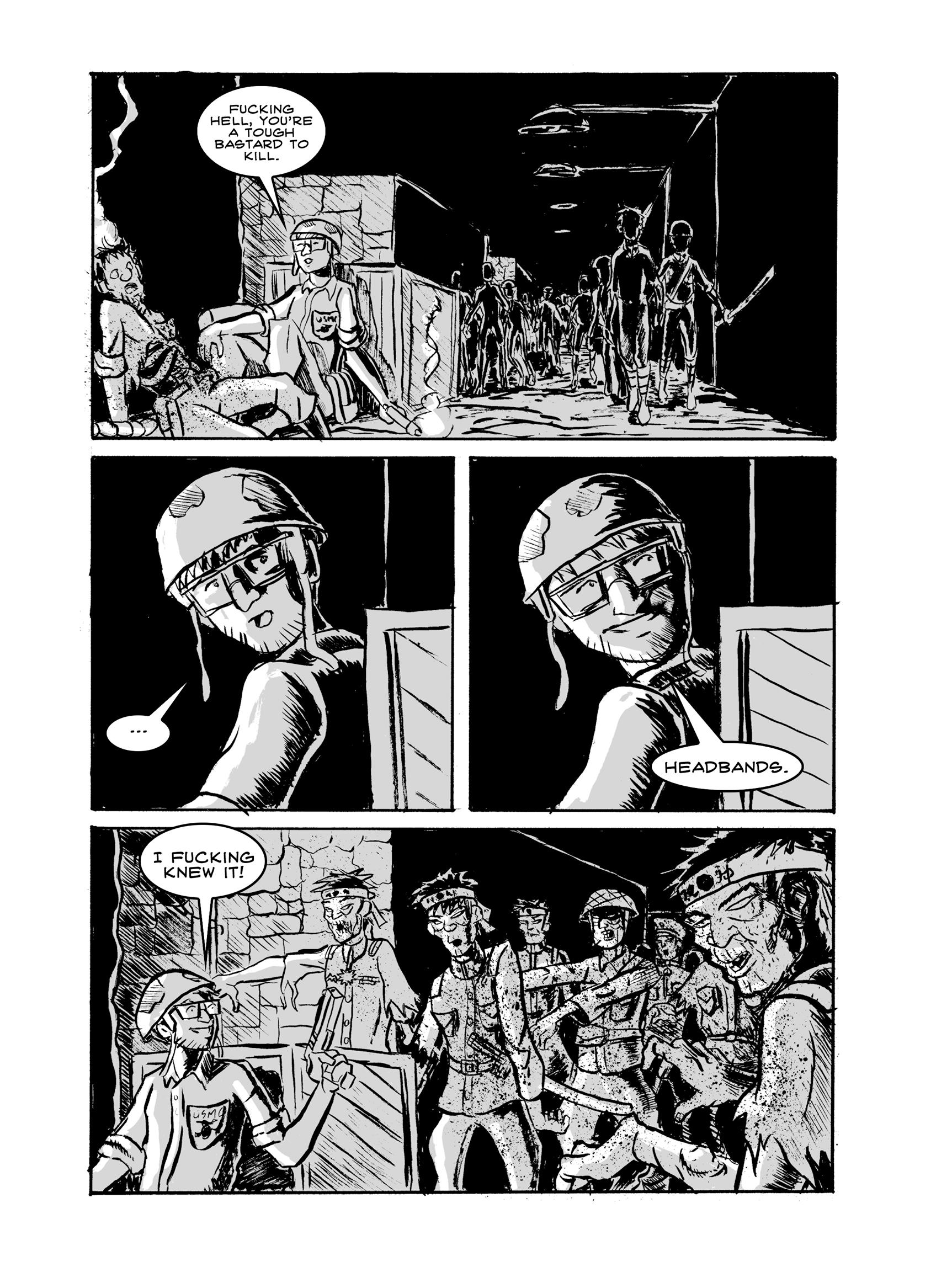 Read online FUBAR comic -  Issue #2 - 159