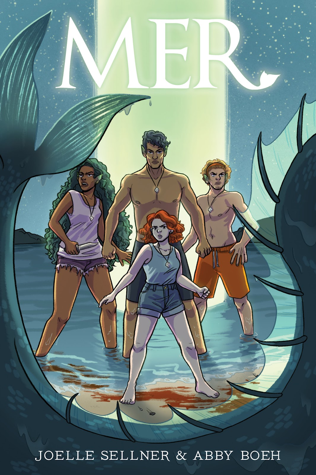 Read online Mer comic -  Issue # TPB - 1