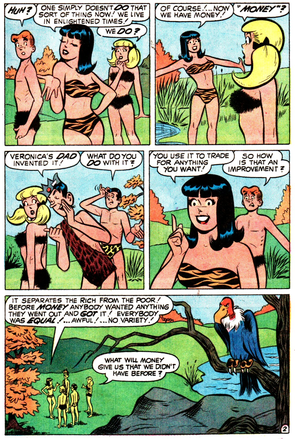 Read online Archie (1960) comic -  Issue #192 - 25