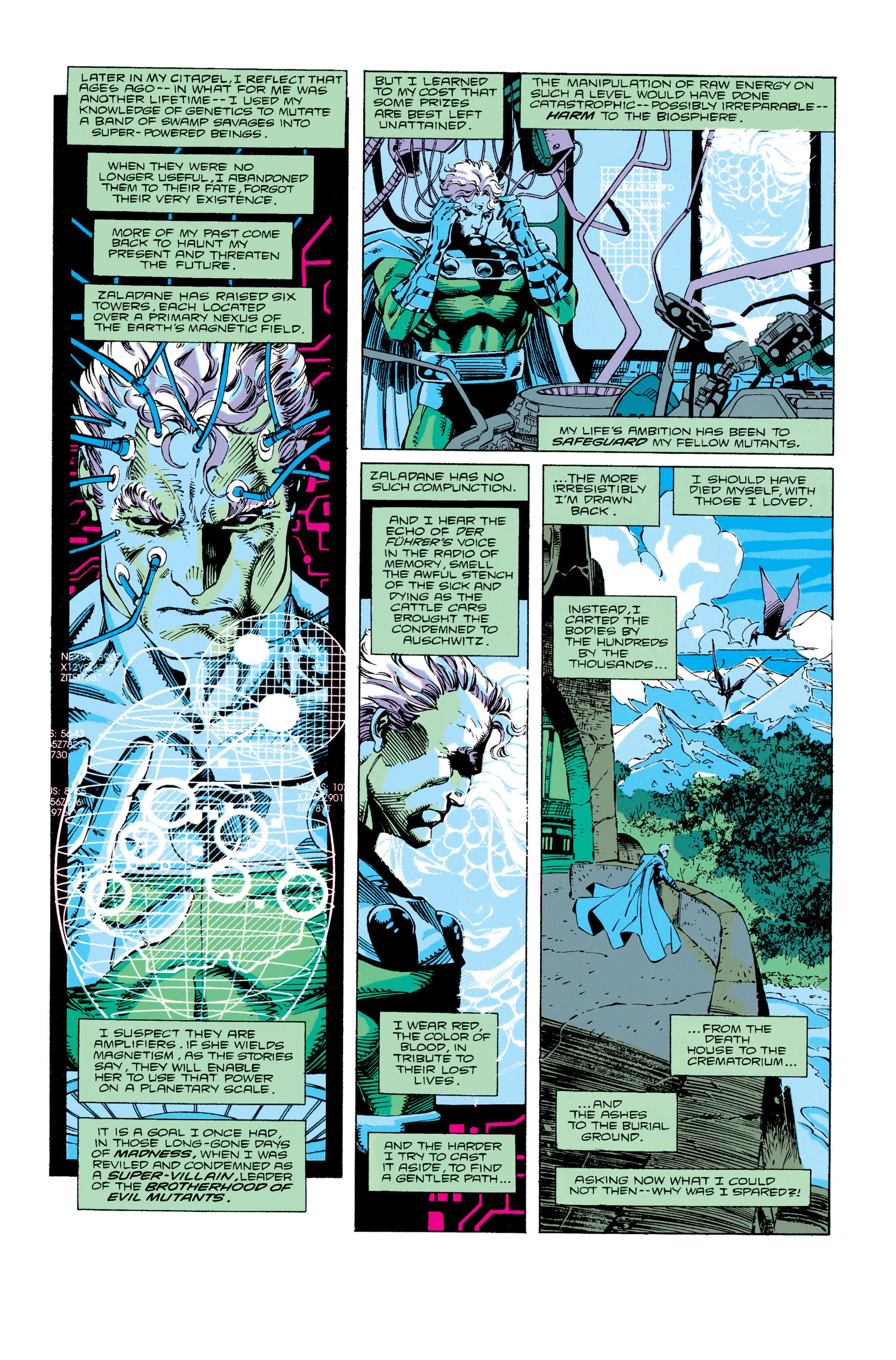 Read online Uncanny X-Men (1963) comic -  Issue #274 - 8