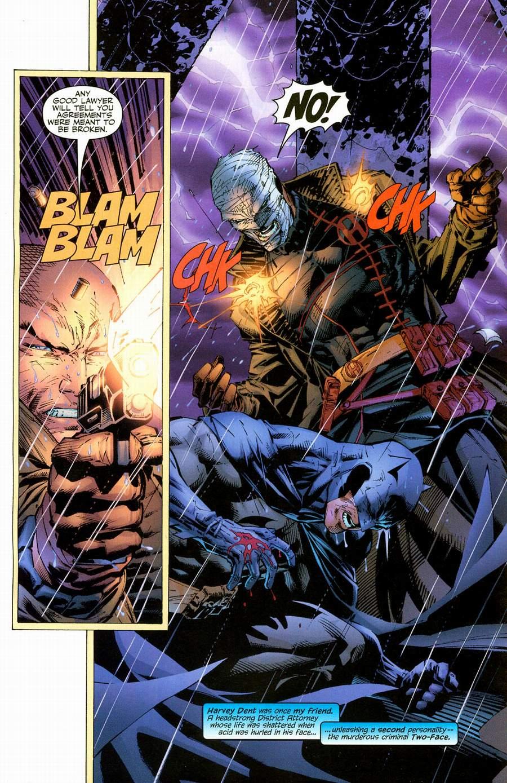 Read online Batman: Hush comic -  Issue #12 - 12