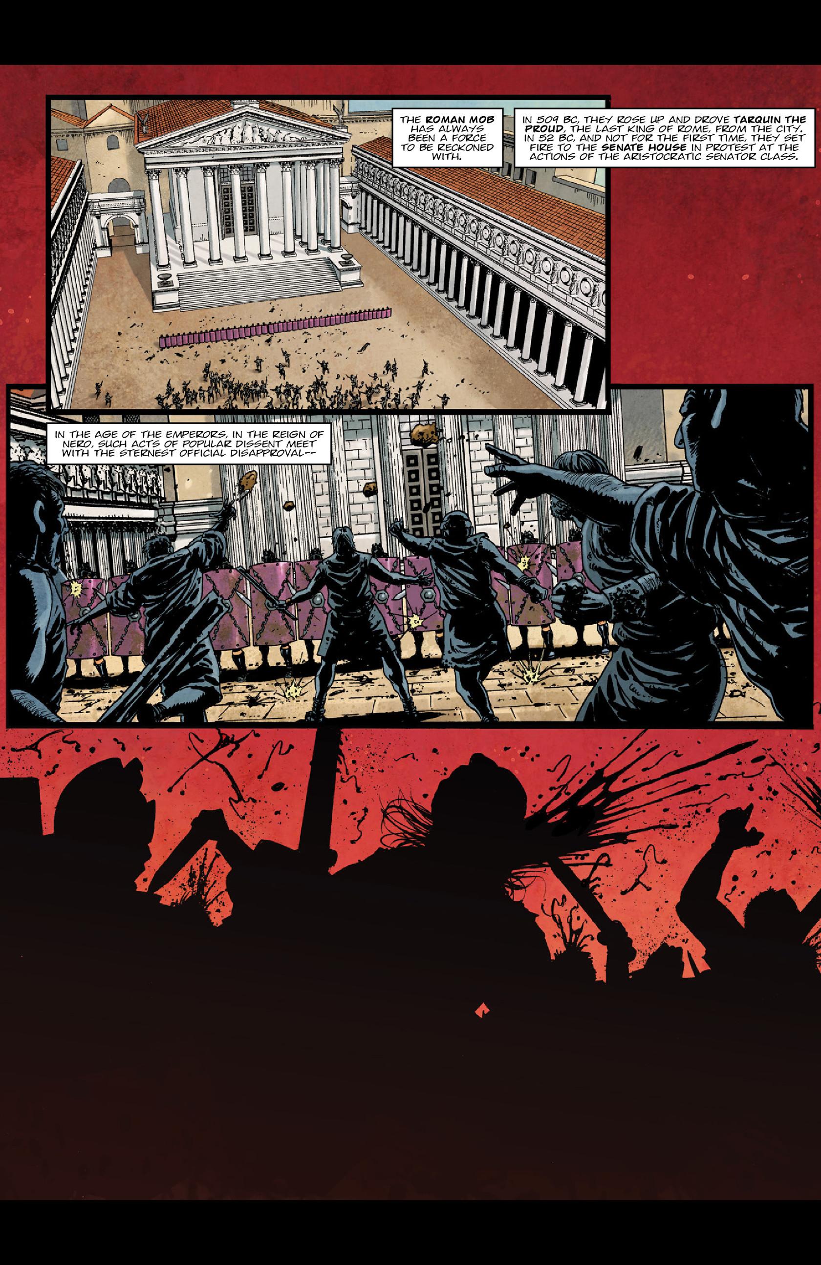 Read online Aquila comic -  Issue #5 - 8