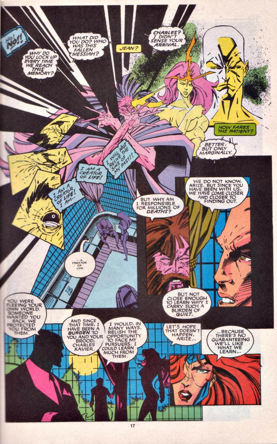 Read online Uncanny X-Men (1963) comic -  Issue # _Annual 16 - 15