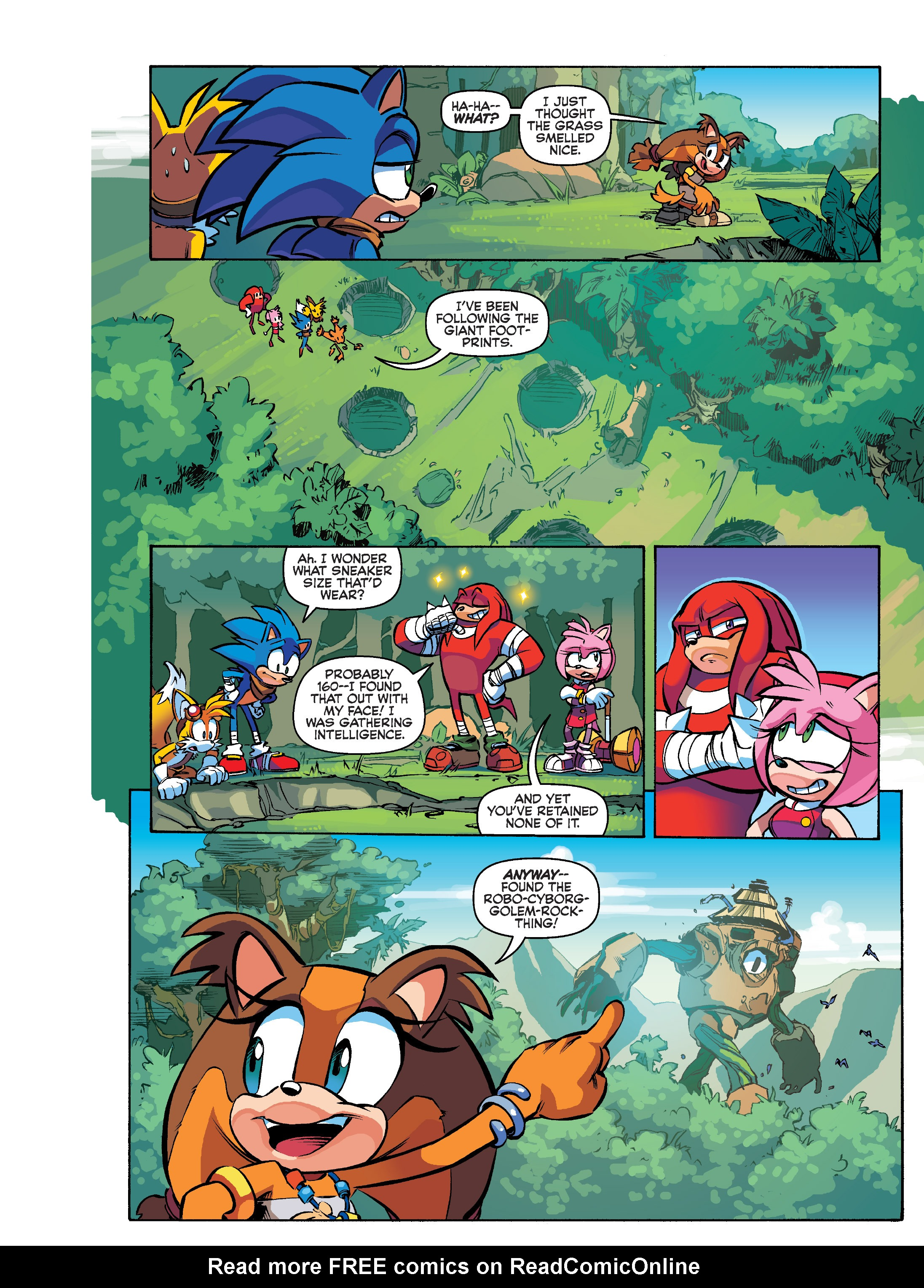 Read online Sonic Super Digest comic -  Issue #10 - 14