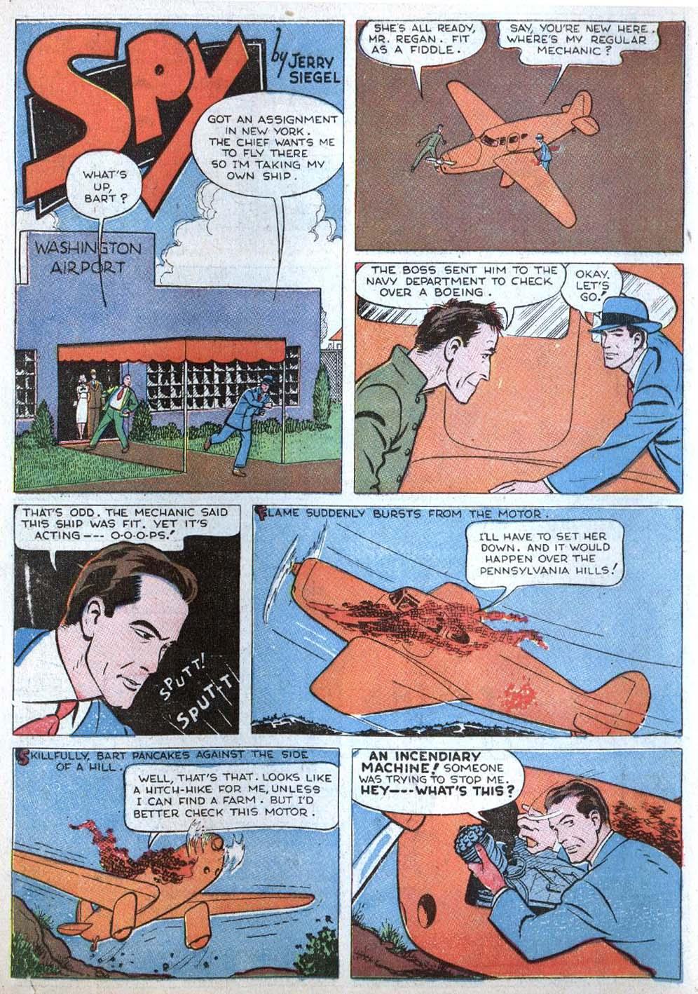 Read online Detective Comics (1937) comic -  Issue #43 - 18