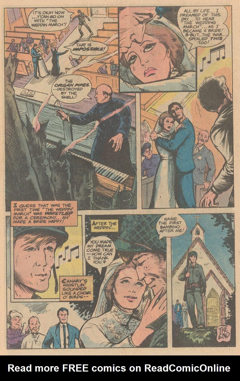 Read online Sgt. Rock comic -  Issue #359 - 23