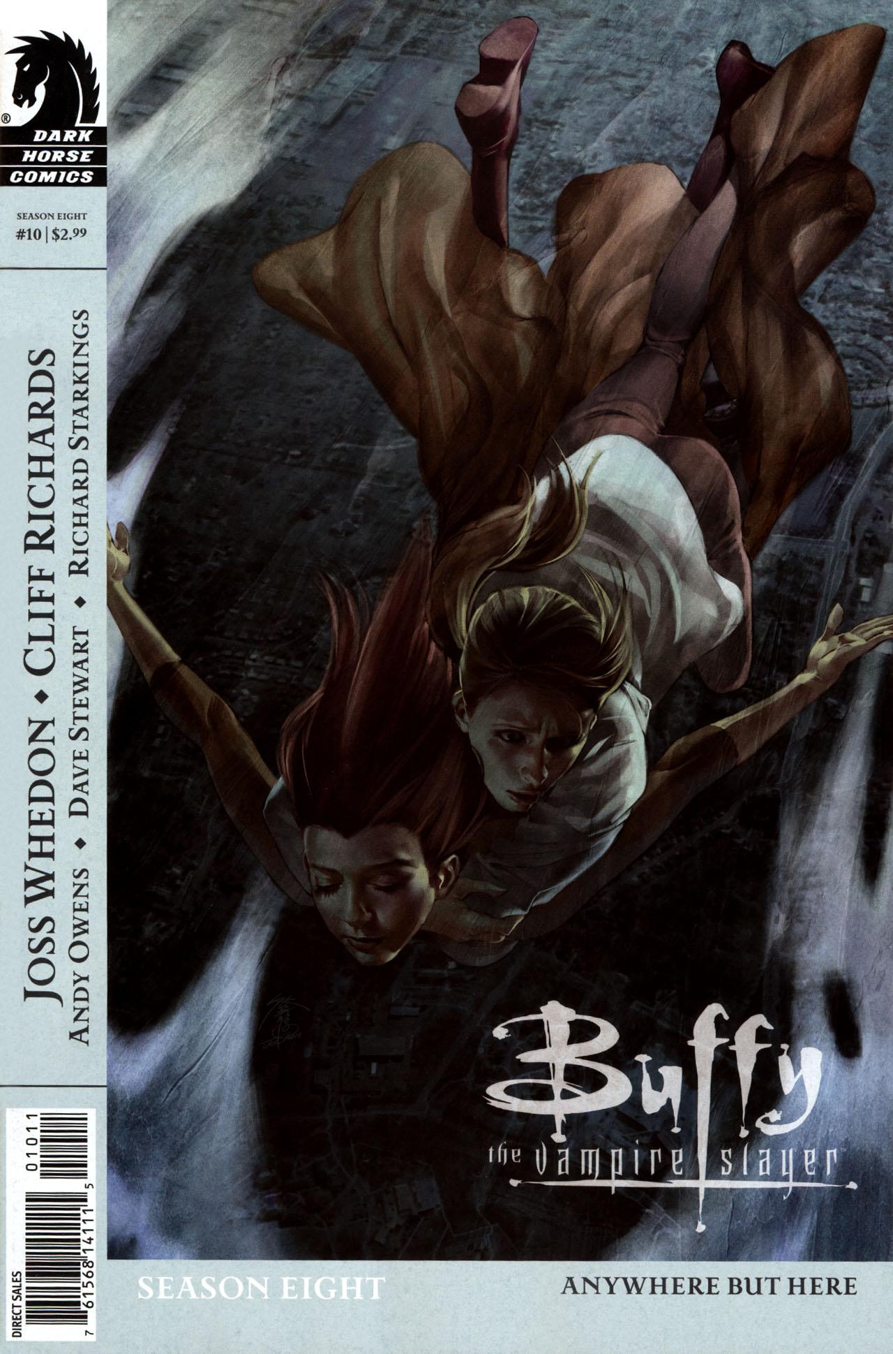Buffy the Vampire Slayer Season Eight 10 Page 1