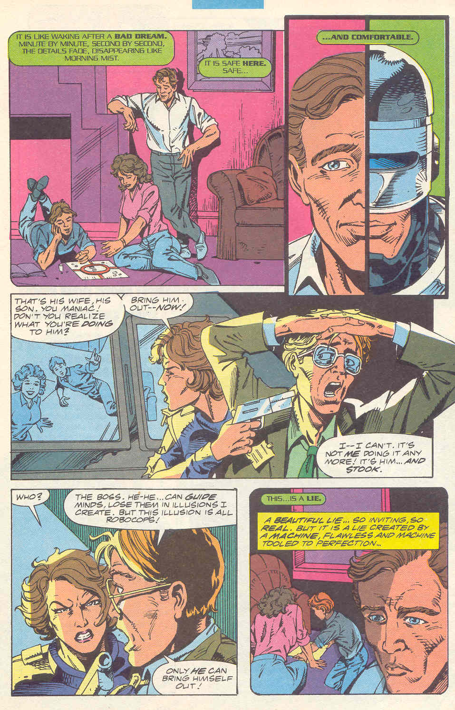 Read online Robocop (1990) comic -  Issue #16 - 21