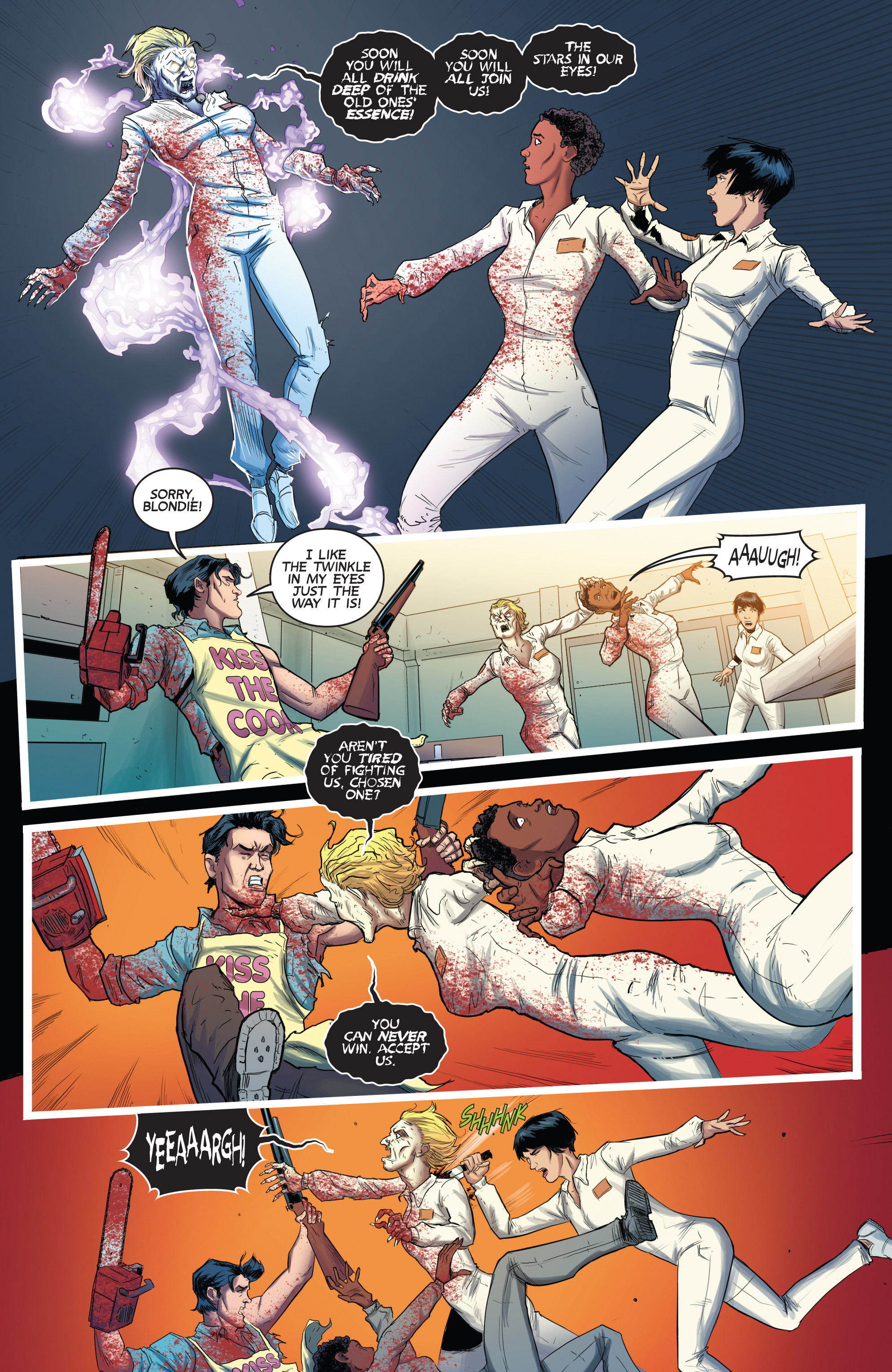 Read online Army of Darkness (2014) comic -  Issue #3 - 8