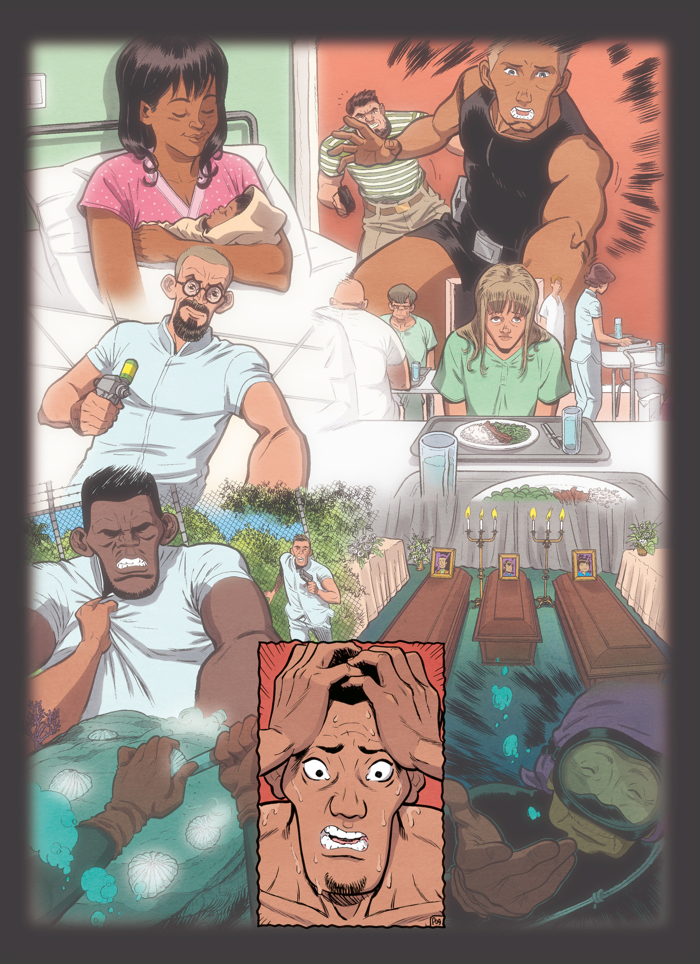 Read online Alter Ego comic -  Issue #5 - 13