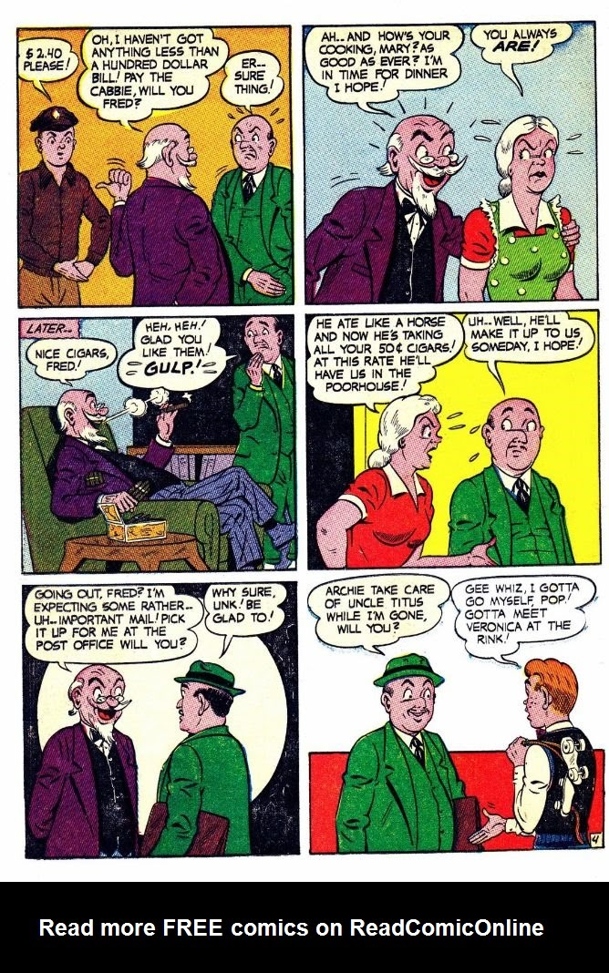Archie Comics issue 026 - Page 35
