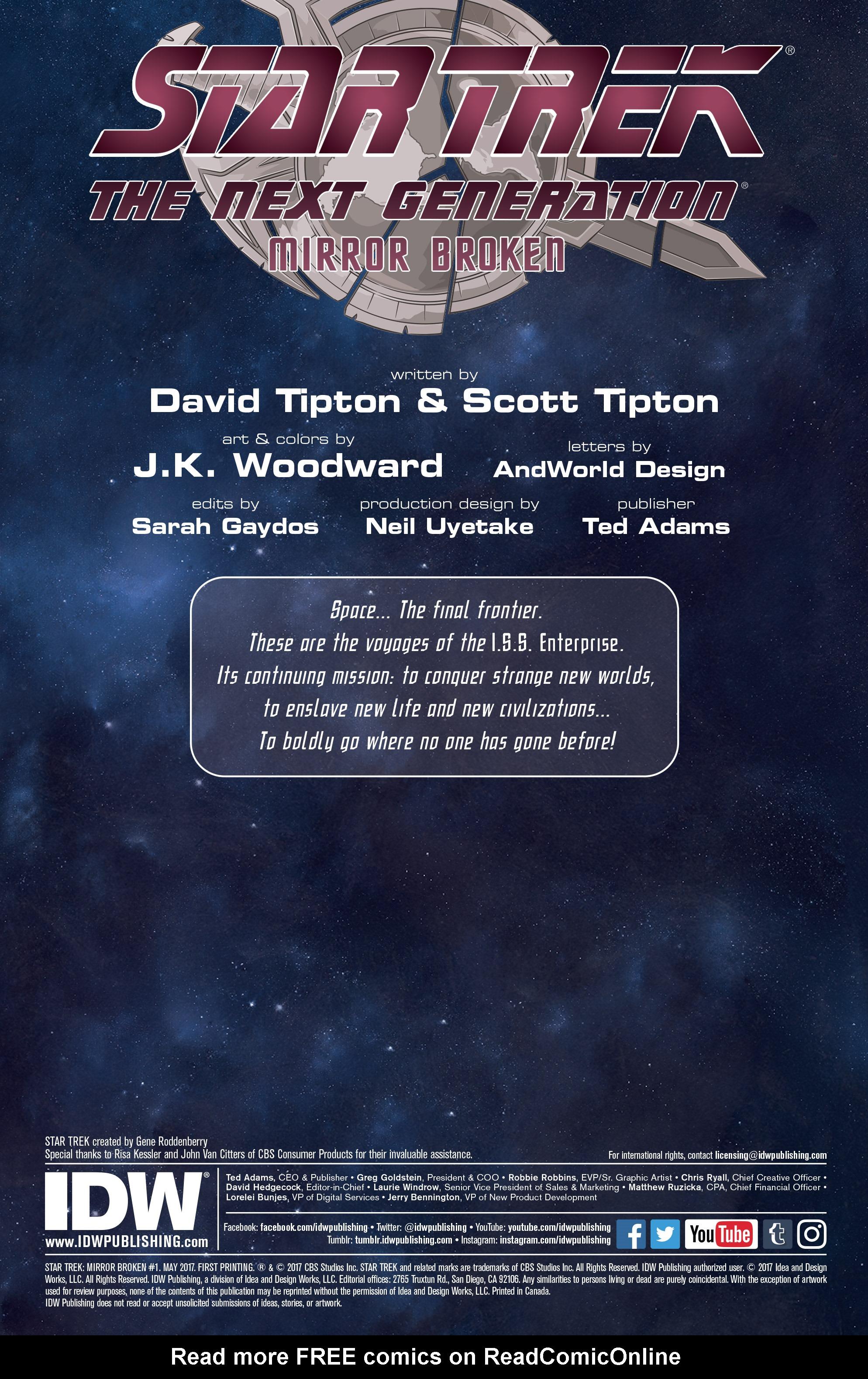 Read online Star Trek: Boldly Go comic -  Issue #8 - 27