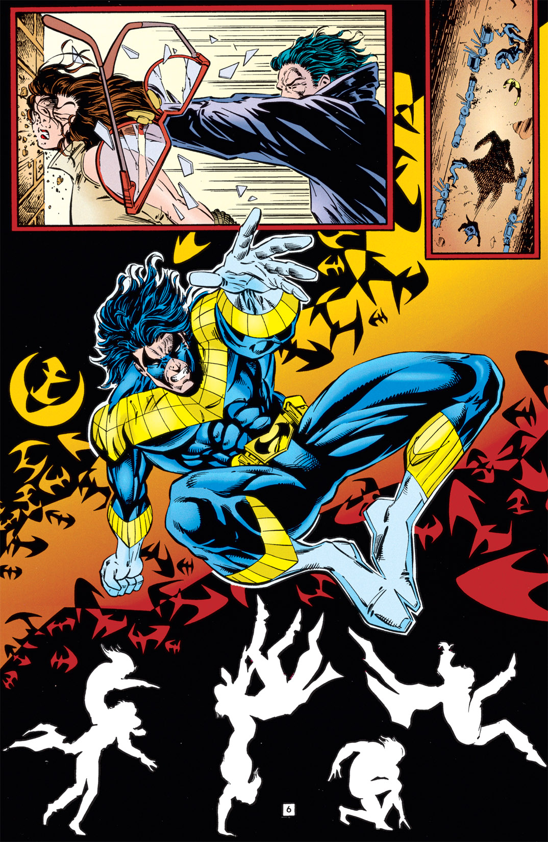 Nightwing (1995) 1 Page 7