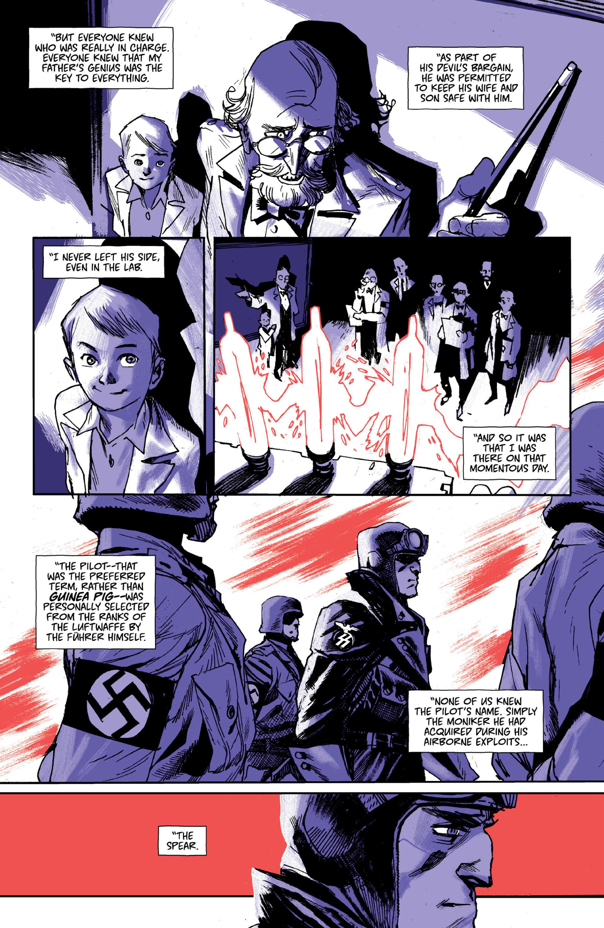 Read online Ei8ht comic -  Issue # TPB - 85