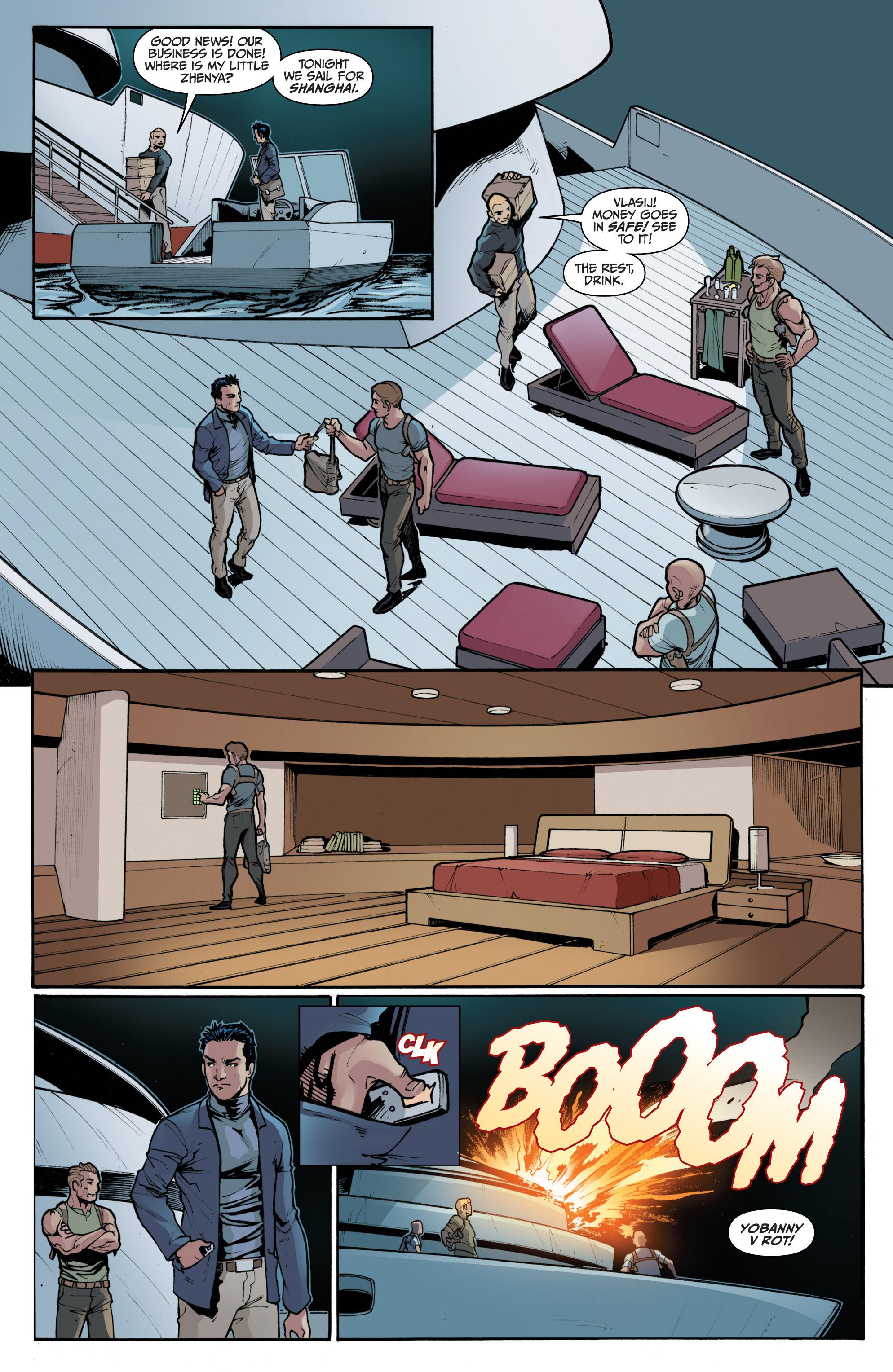 Read online 3 Guns comic -  Issue #2 - 20