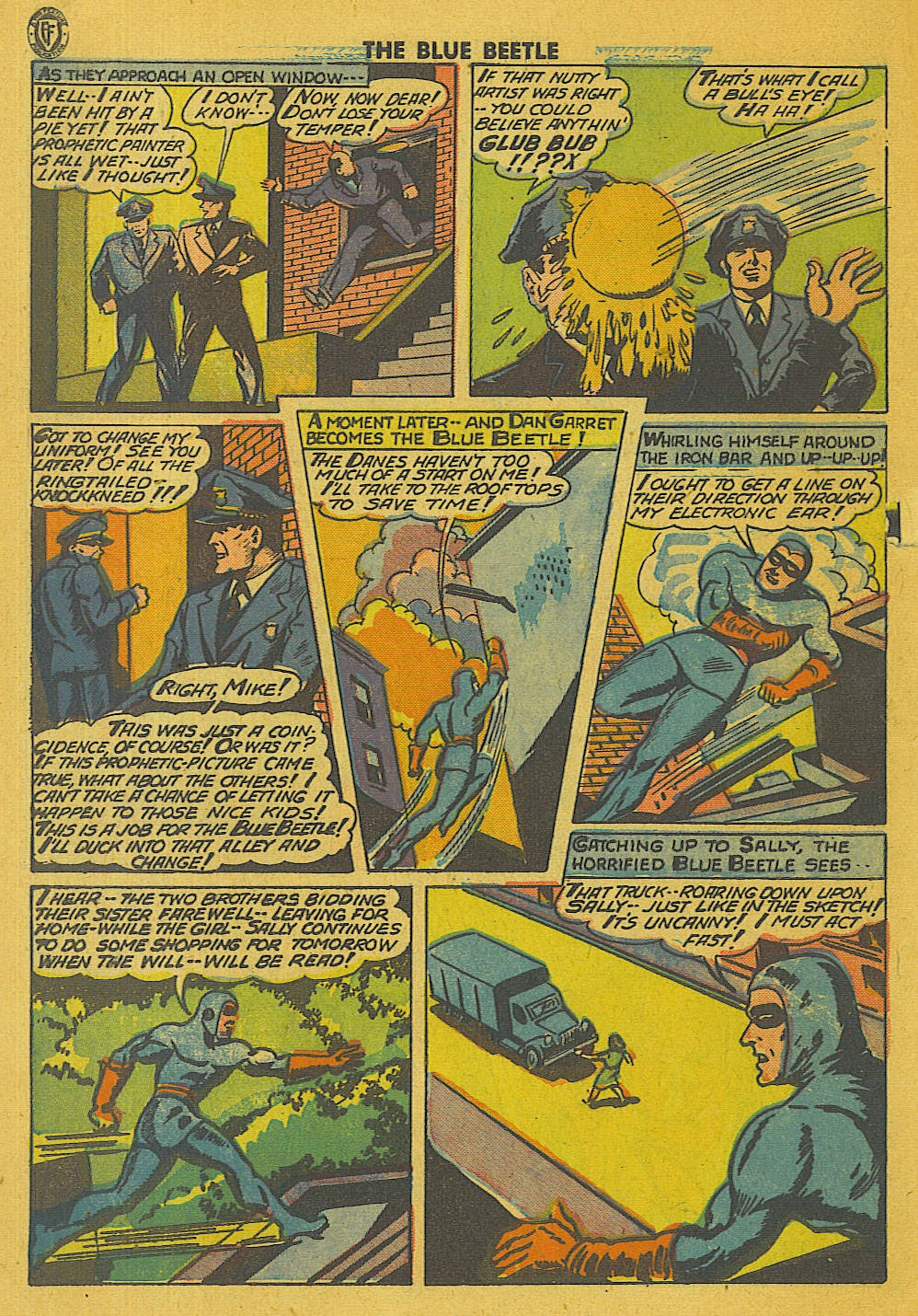 The Blue Beetle issue 35 - Page 5
