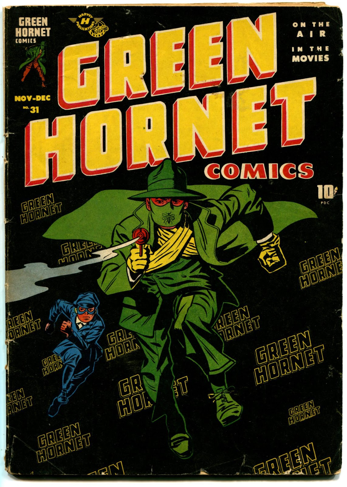 Green Hornet Comics issue 31 - Page 1
