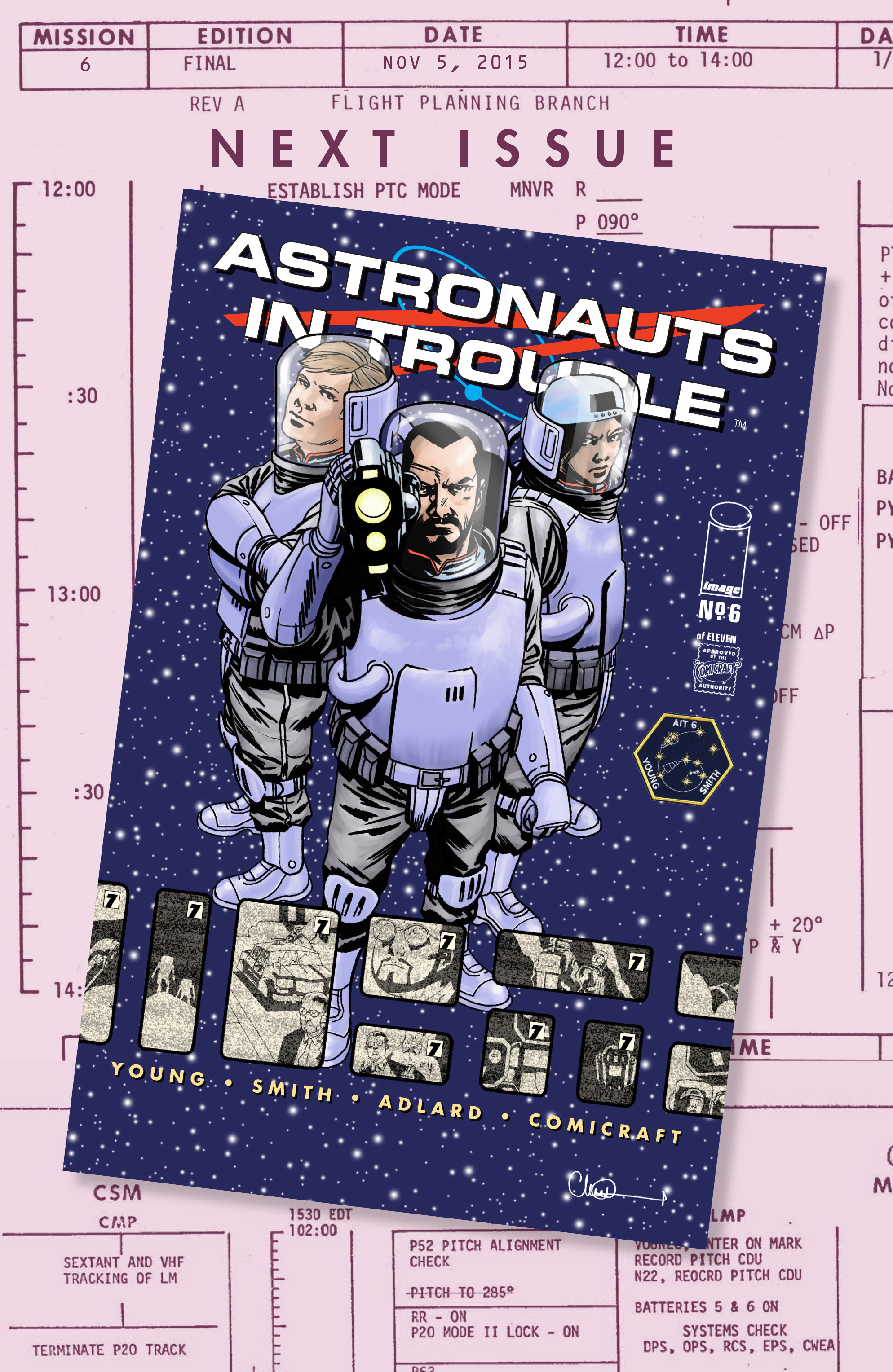 Read online Astronauts in Trouble (2015) comic -  Issue #5 - 27